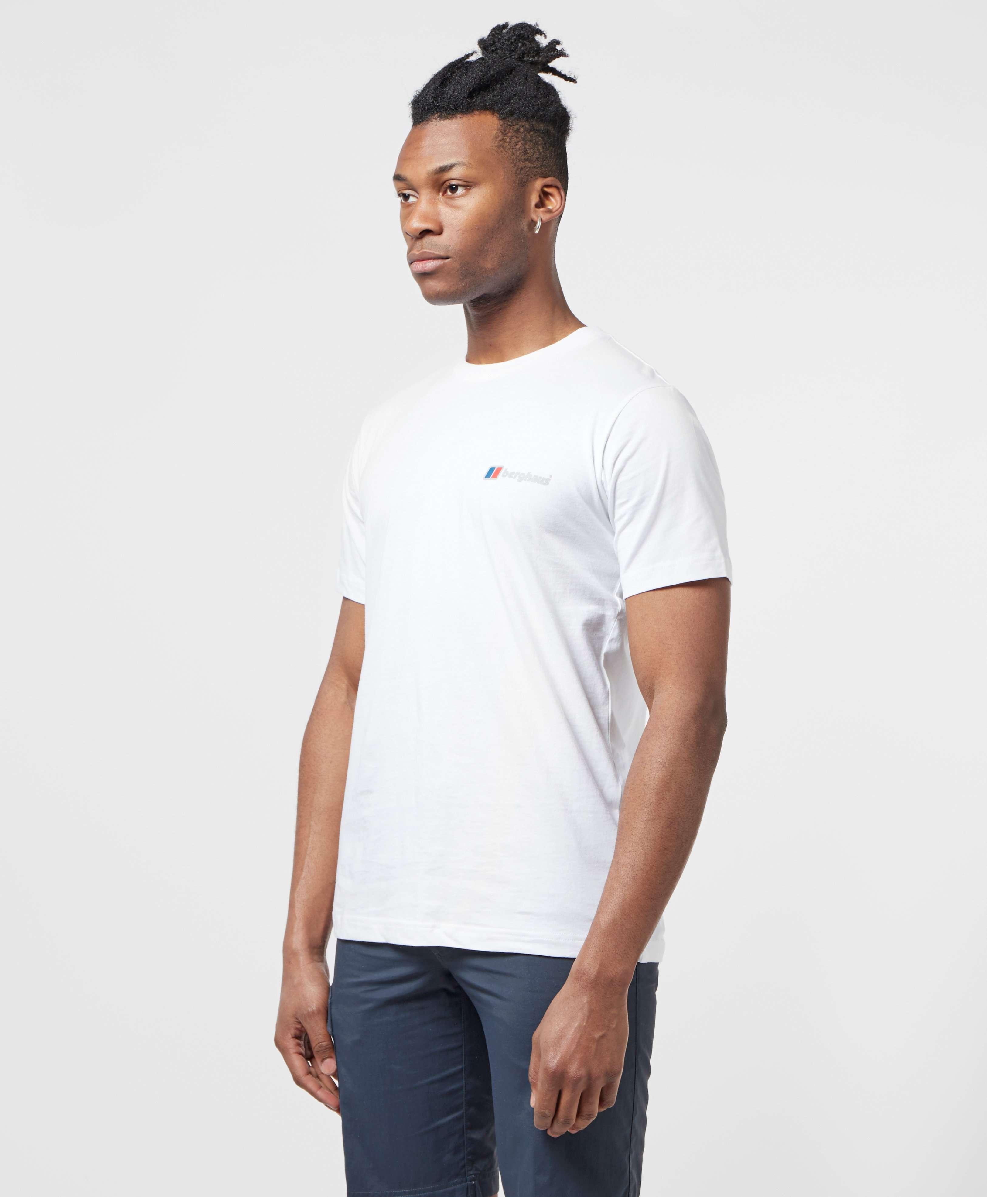 Berghaus Small Corporate Logo Short Sleeve T-Shirt