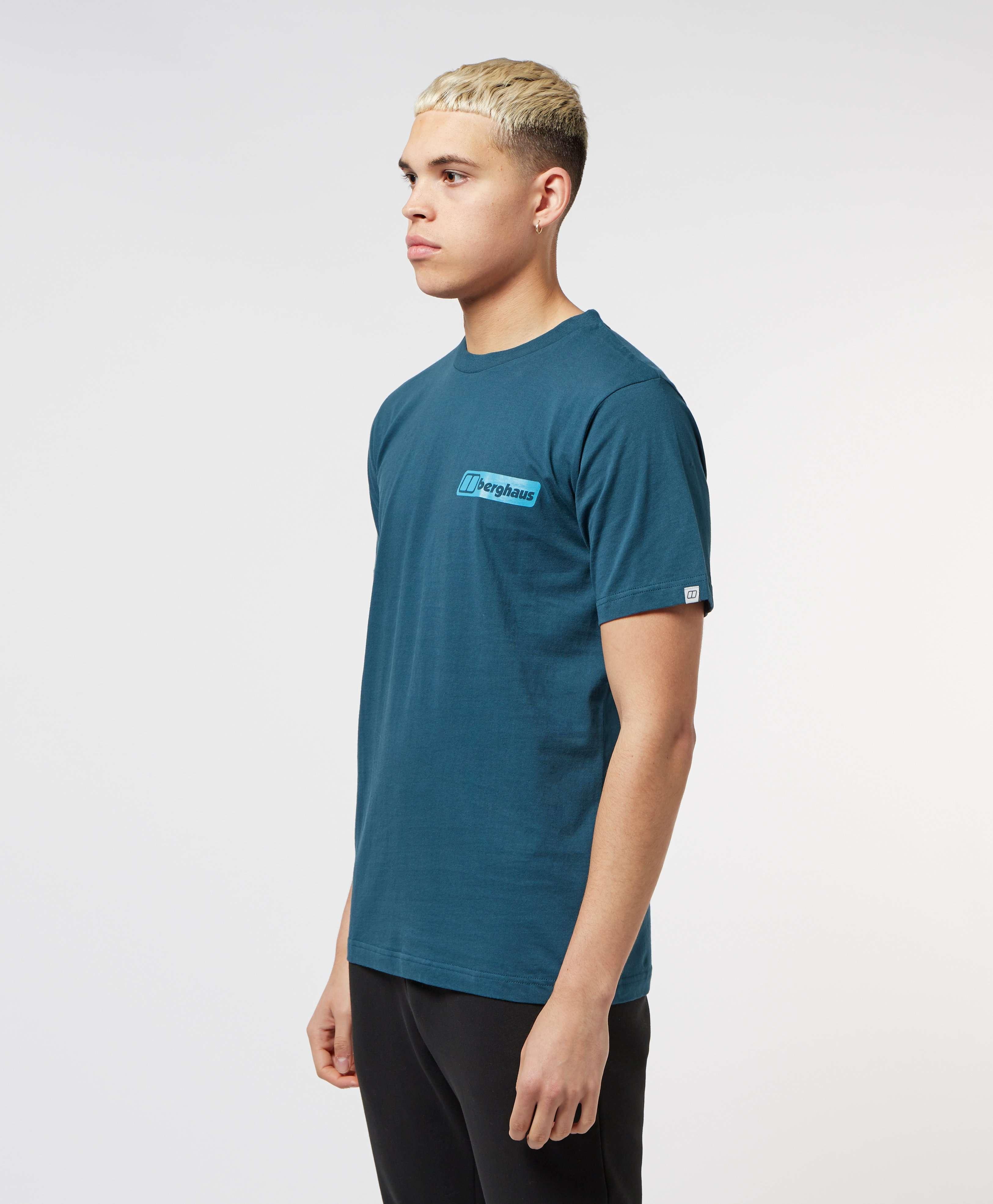 Berghaus Invert Logo Short Sleeve T-Shirt