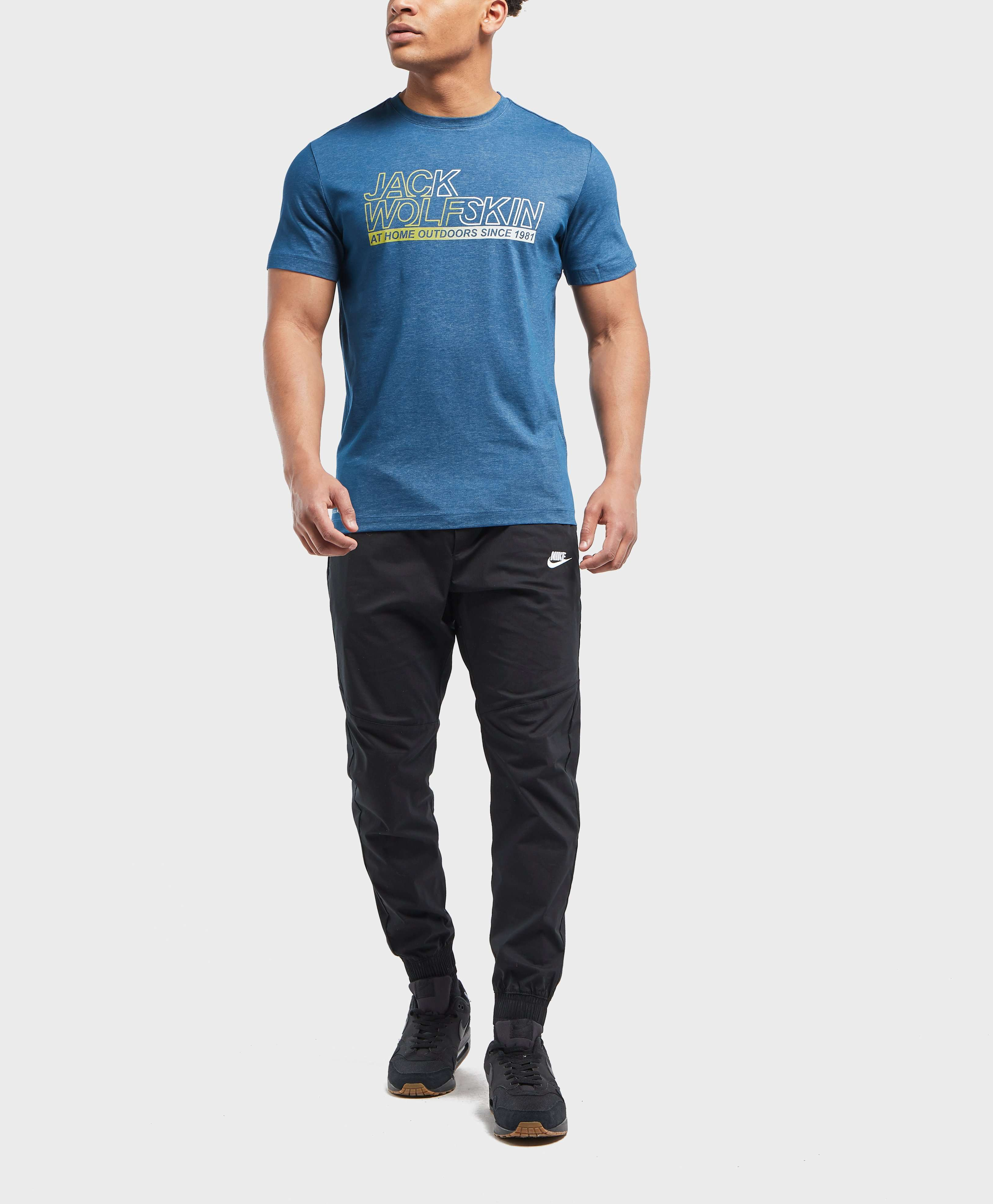 Jack Wolfskin Ocean Short Sleeve T-Shirt - Online Exclusive