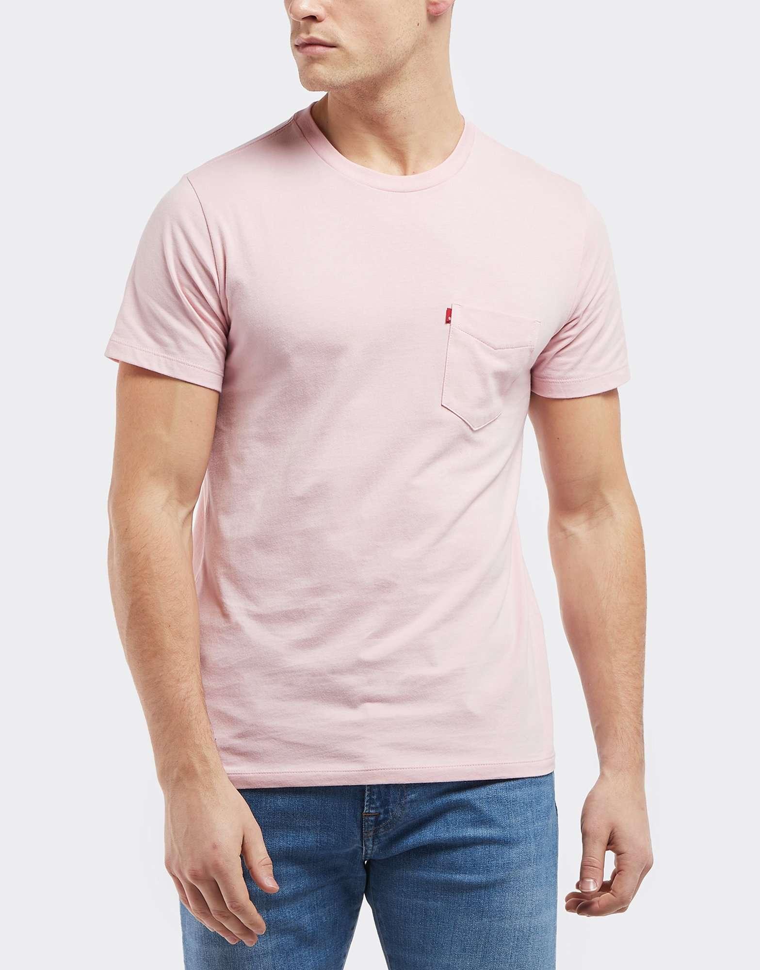 Levis Sunset Pocket Short Sleeve T-Shirt