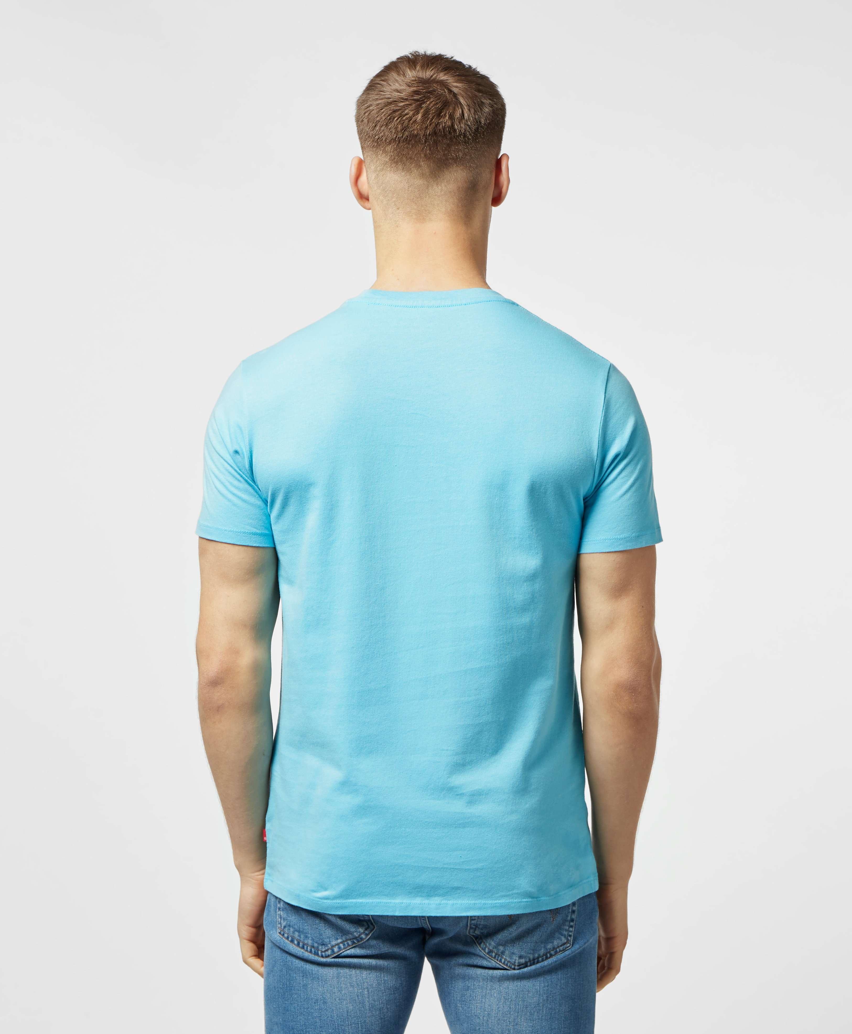 Levis Short Sleeve Box Logo T-Shirt