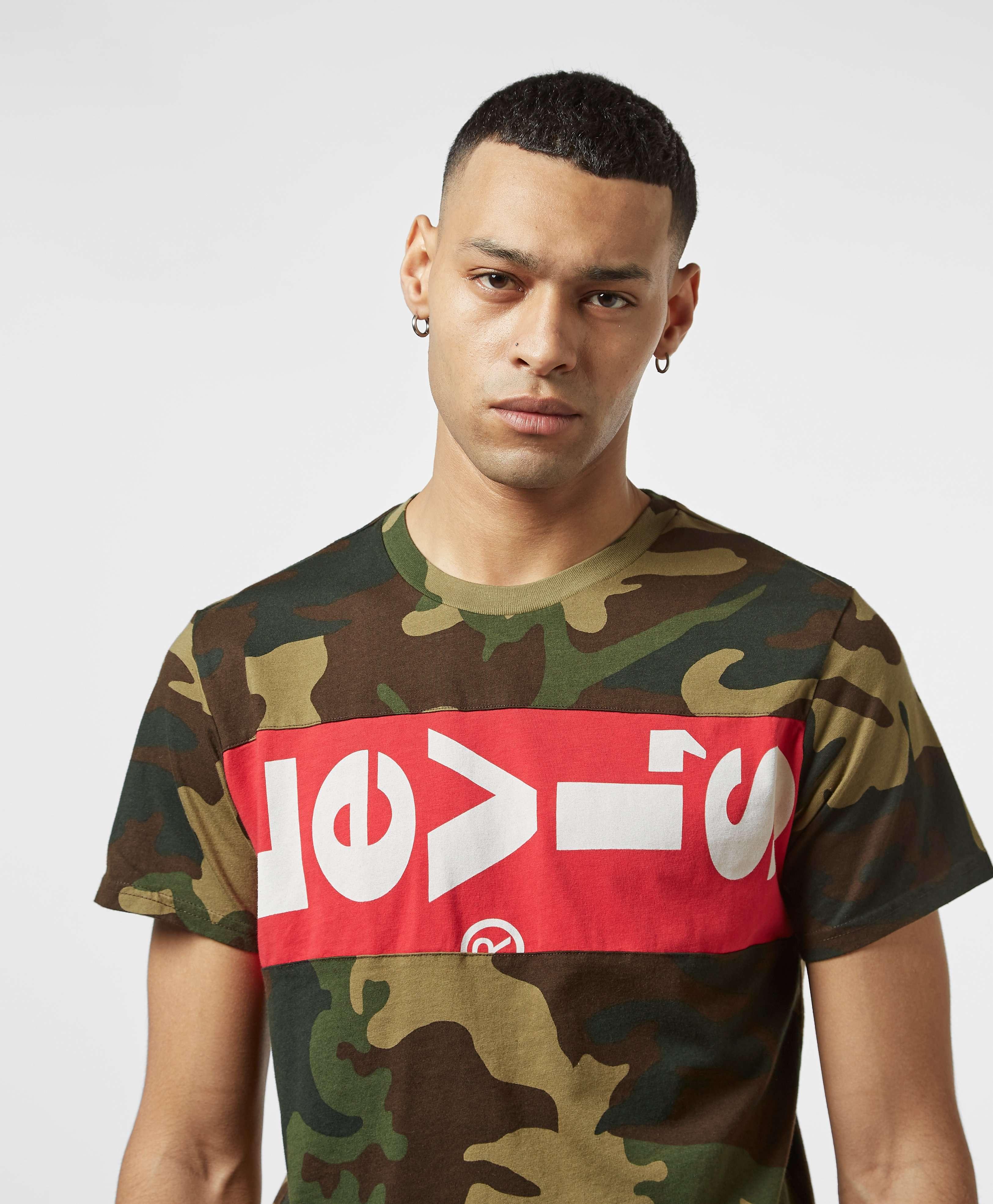Levis Long Tab Short Sleeve T-Shirt