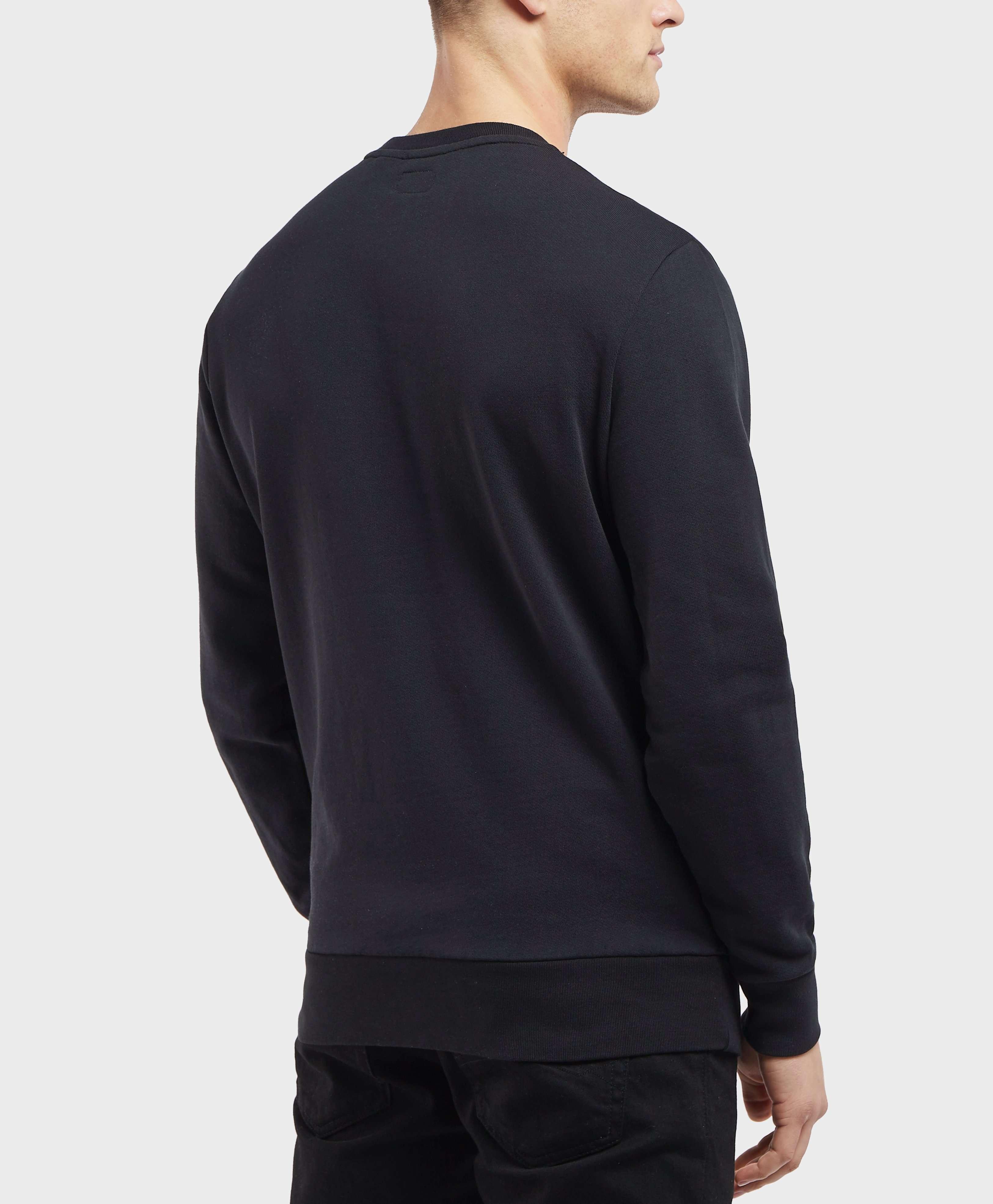 Levis Camo Batwing Logo Sweatshirt
