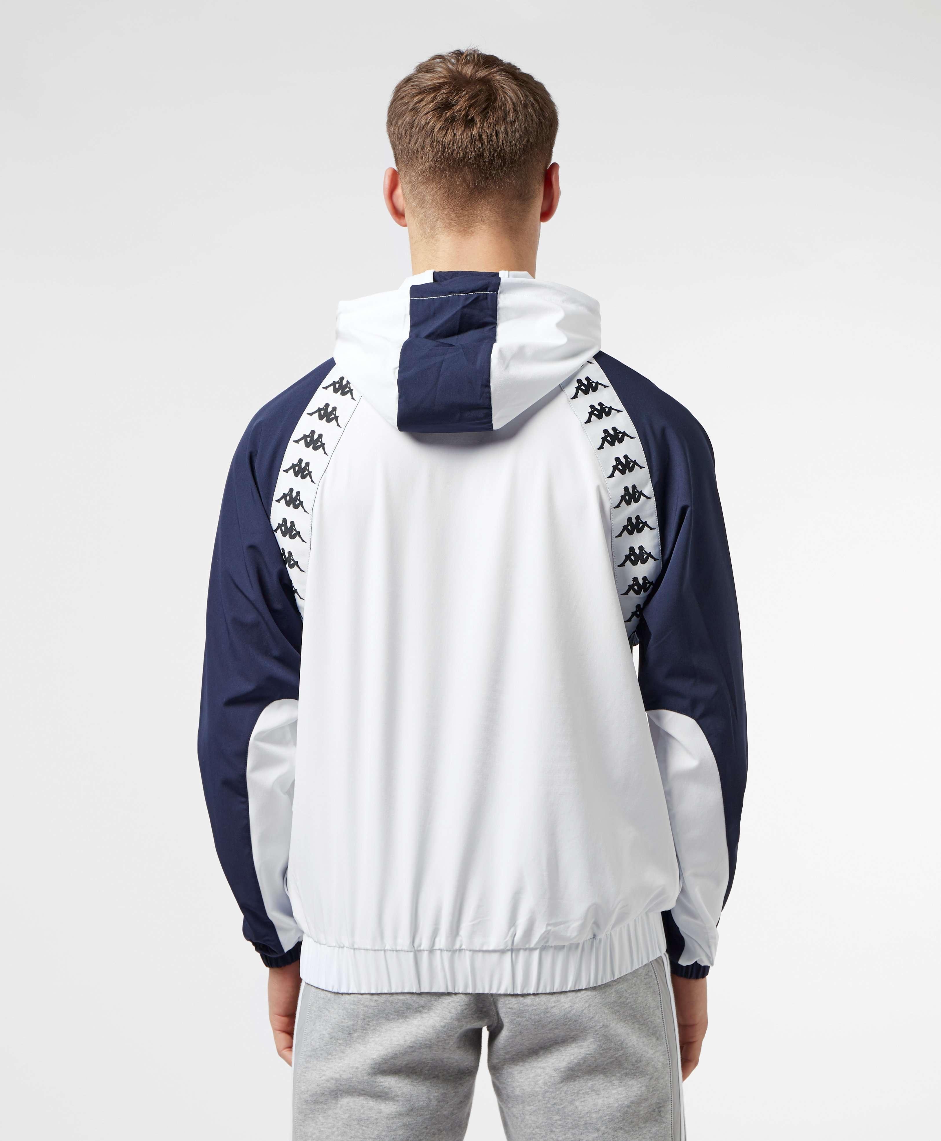 Kappa Bakit Overhead Windrunner Jacket