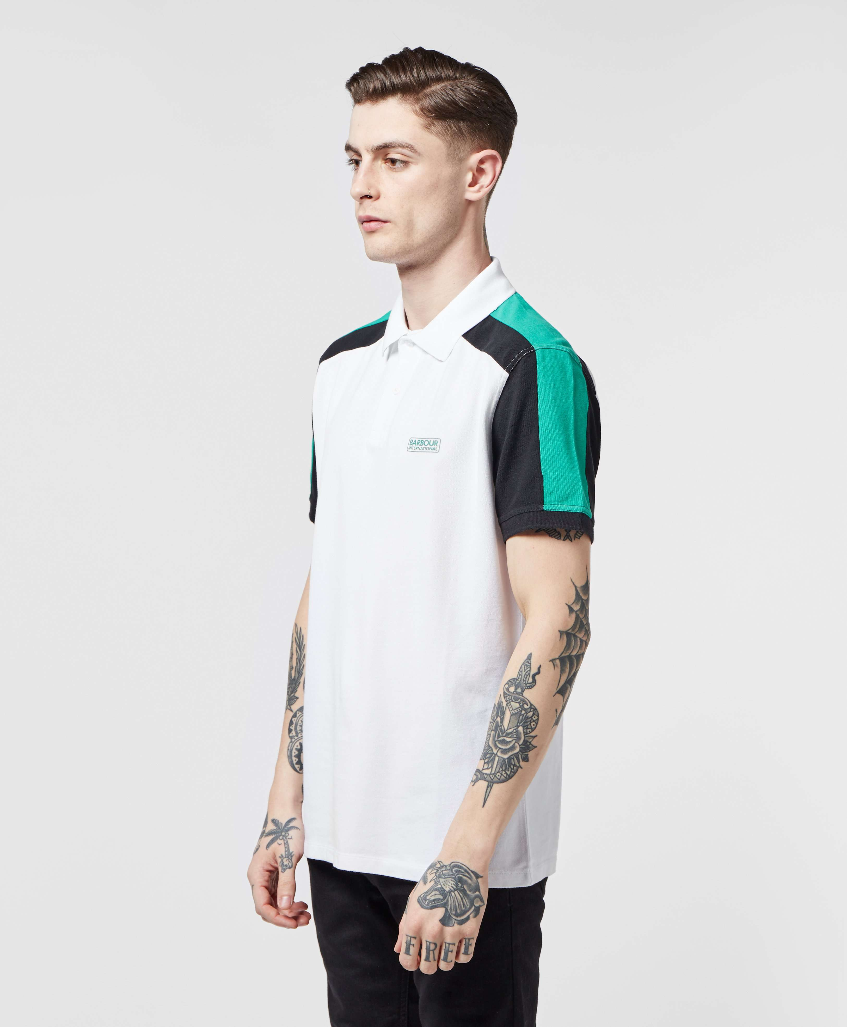 Barbour International Electro Short Sleeve Polo Shirt