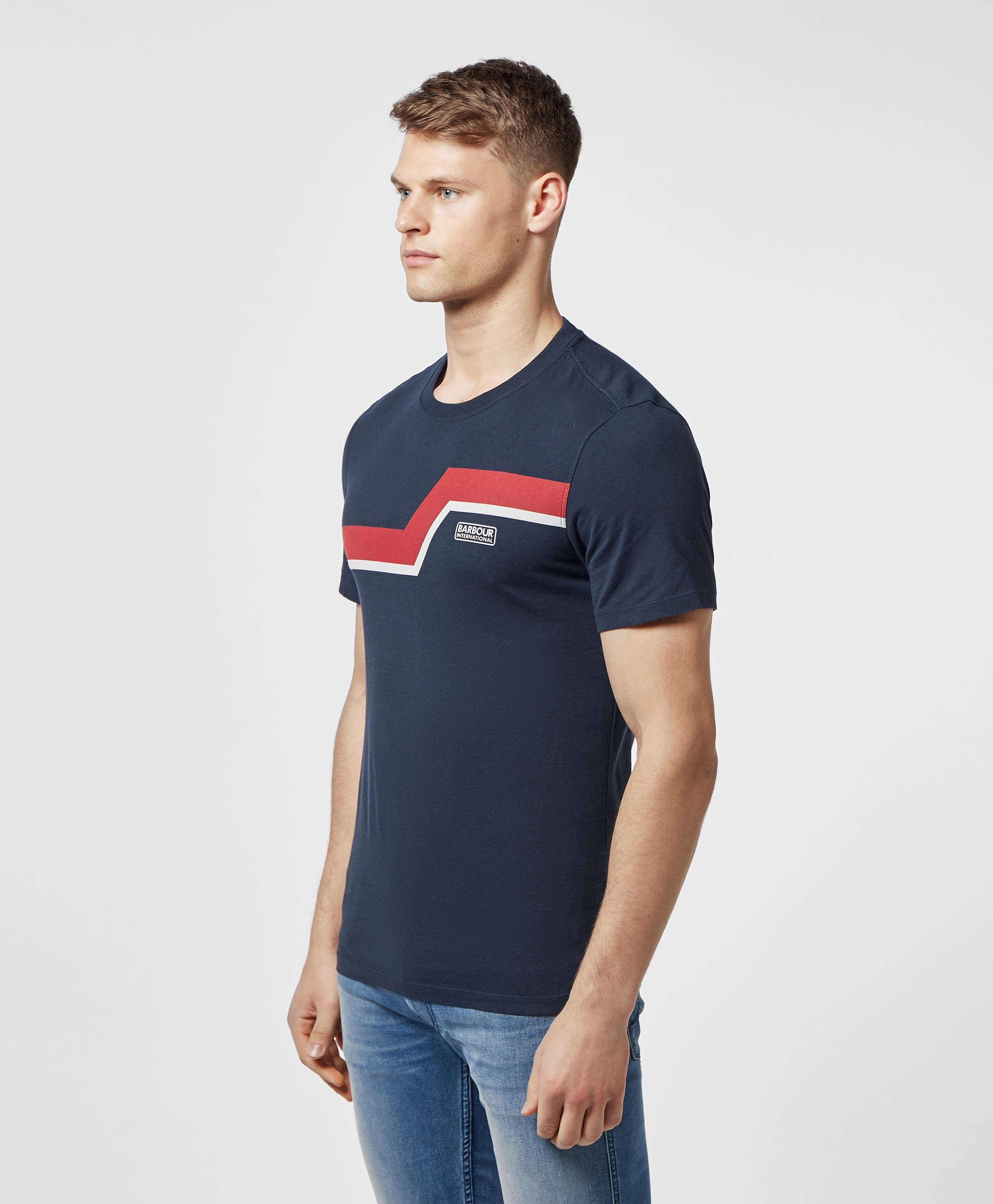 Barbour International Short Sleeve Angle T-Shirt