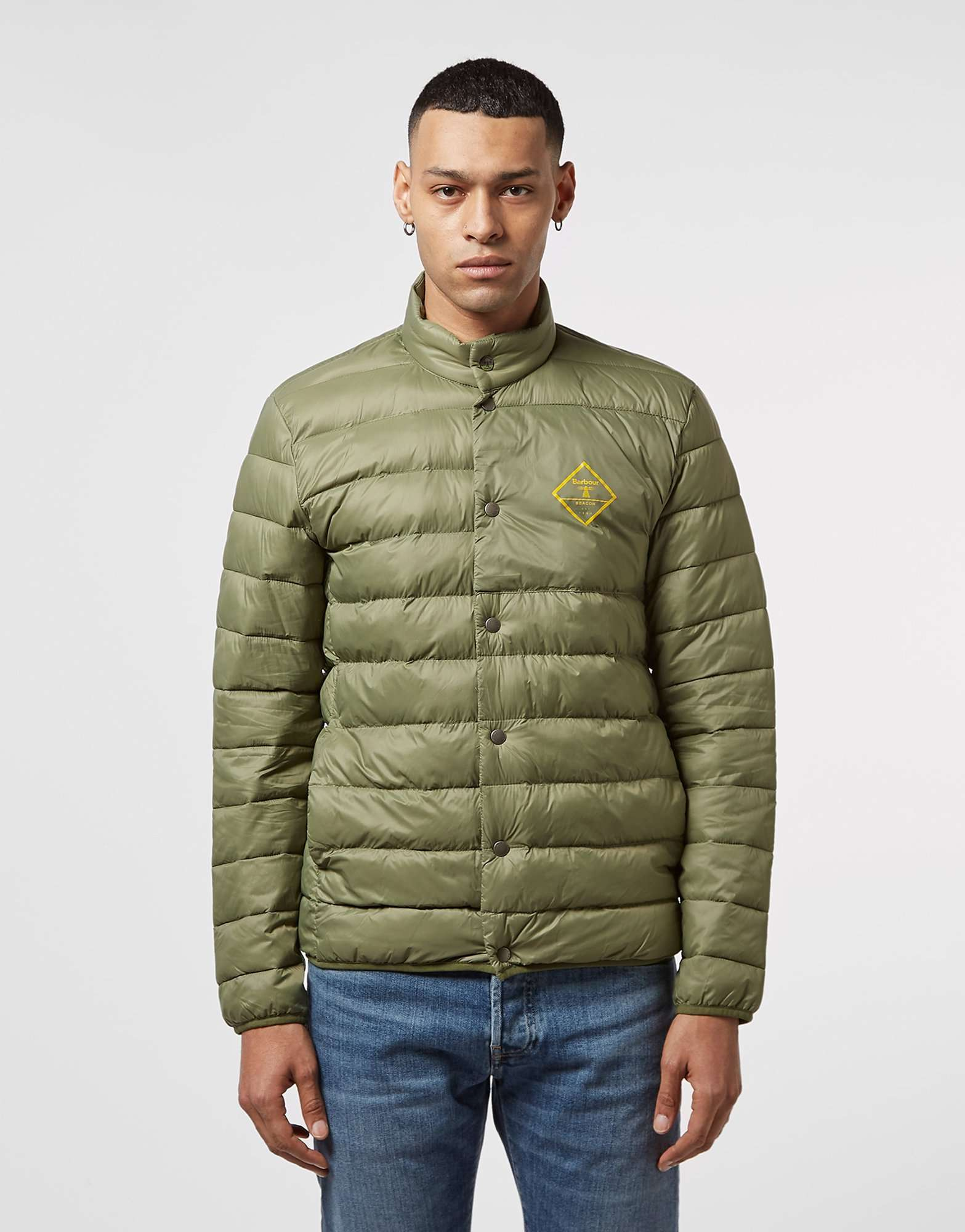 Barbour Beacon Sergeant Down Padded Jacket