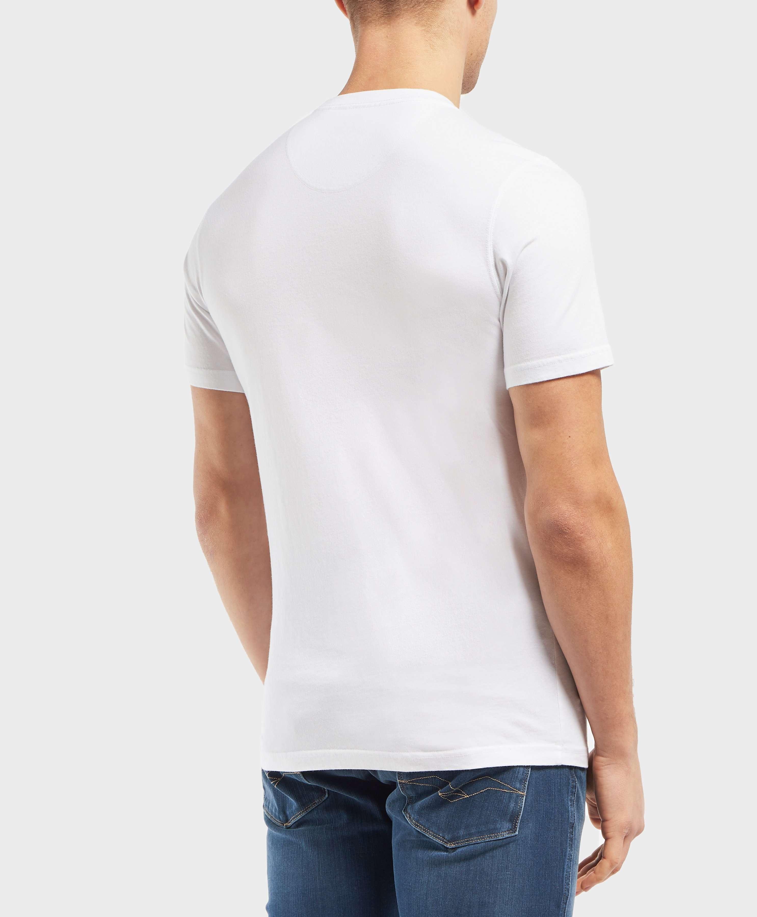 Barbour Beacon Multi Colour Short Sleeve T-Shirt