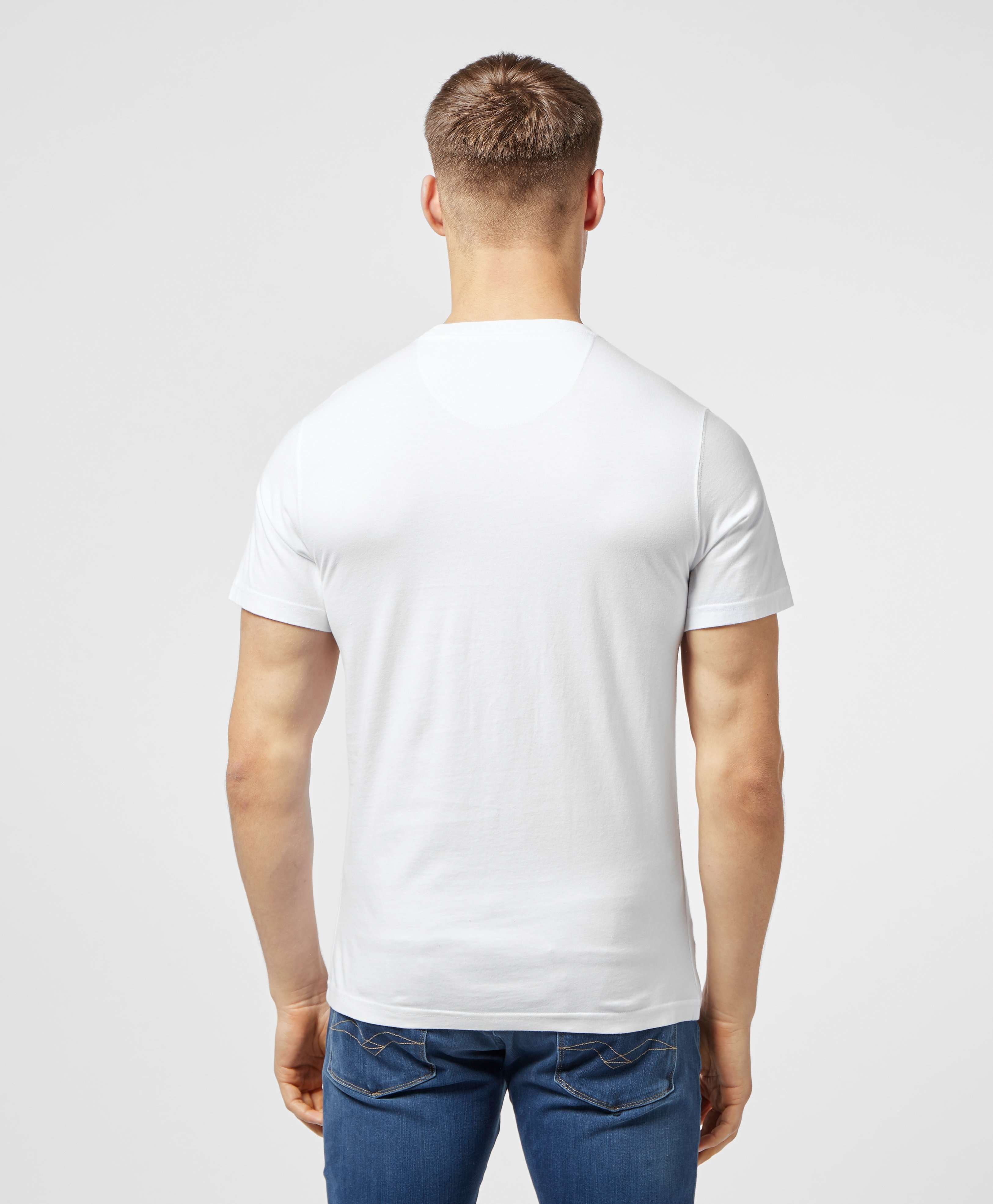 Barbour Beacon Diamond Short Sleeve T-Shirt