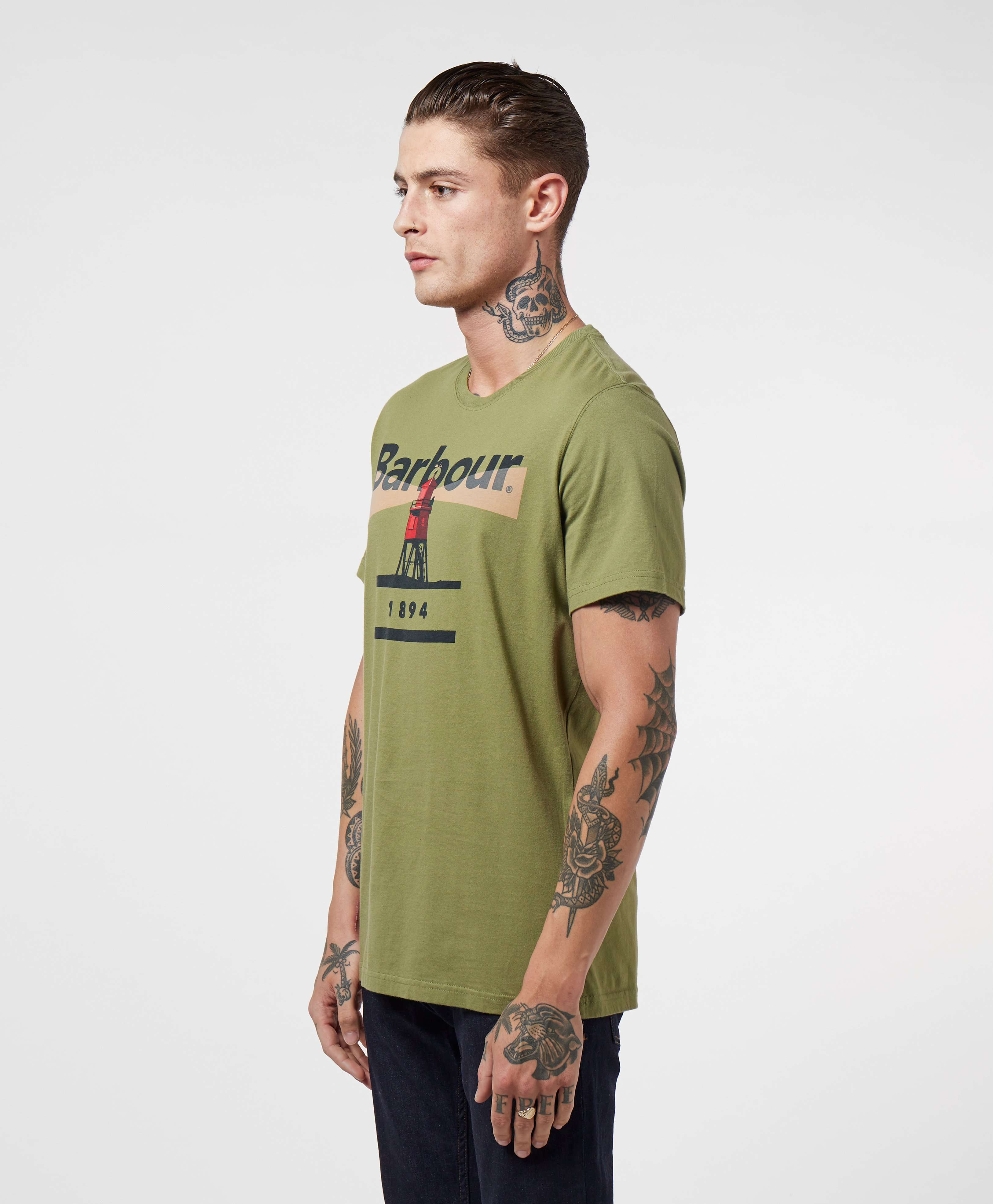 Barbour Beacon Heritage 94 Short Sleeve T-Shirt