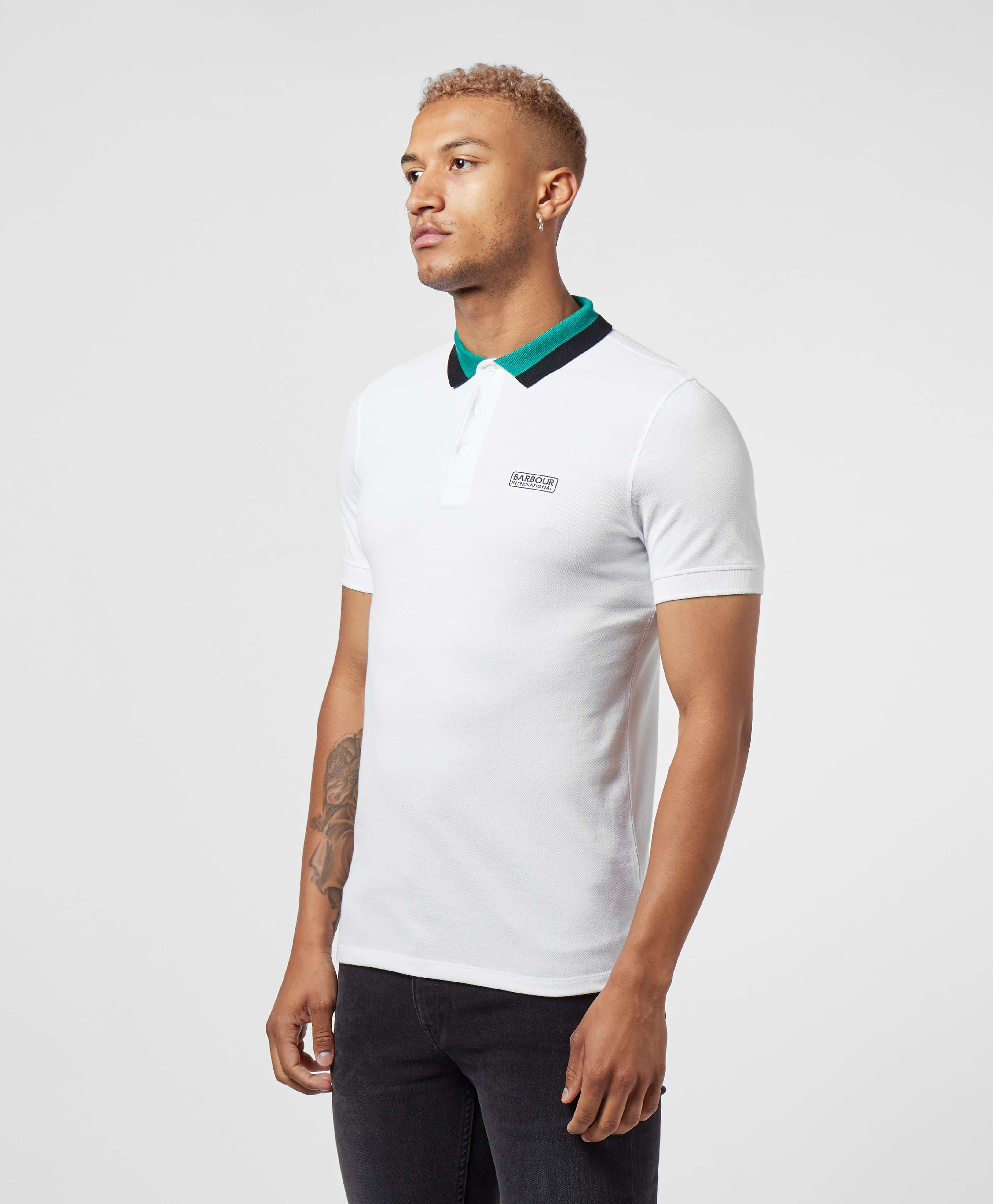 Barbour International Ampere Short Sleeve Polo Shirt