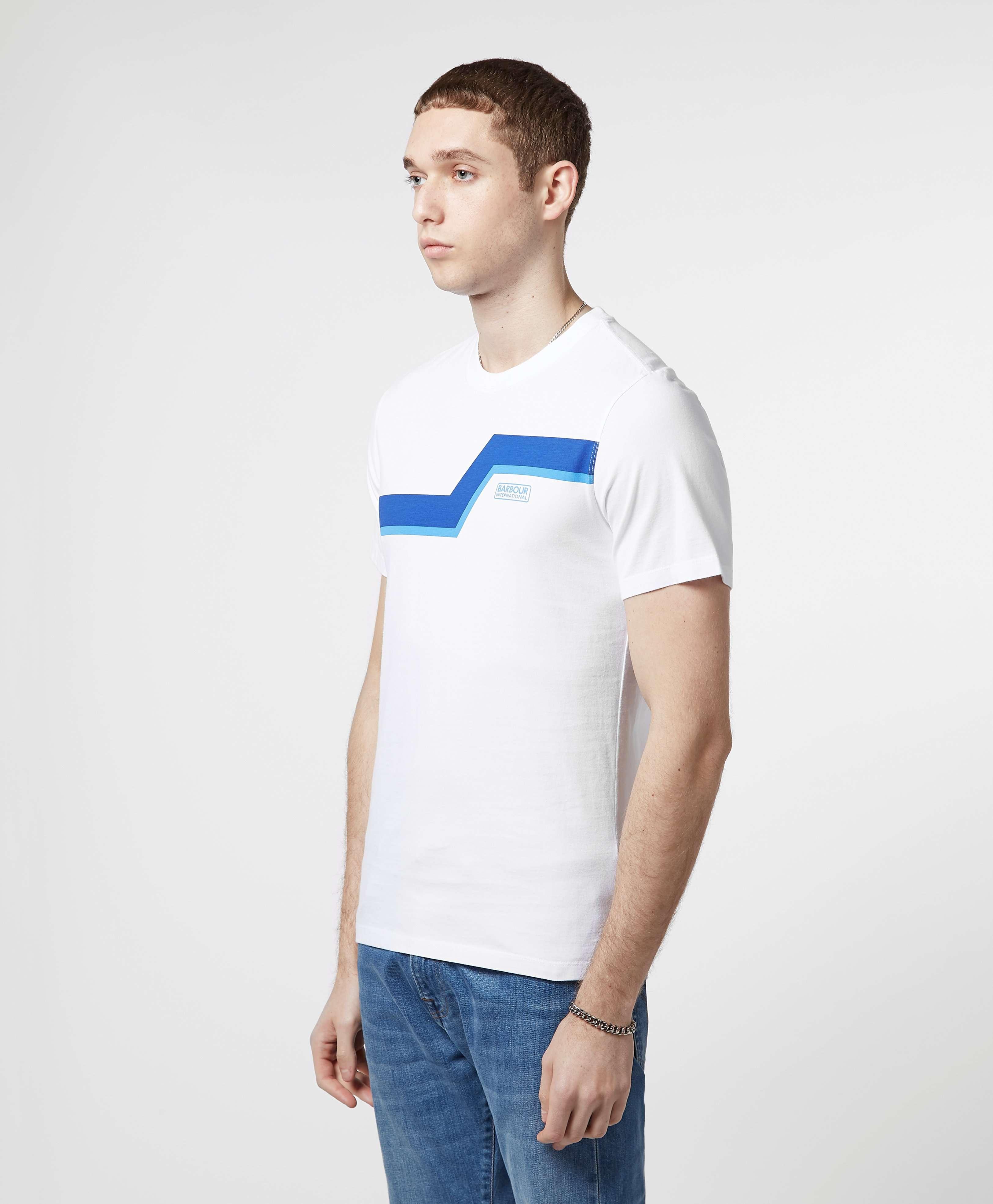 Barbour International Angle Short Sleeve T-Shirt