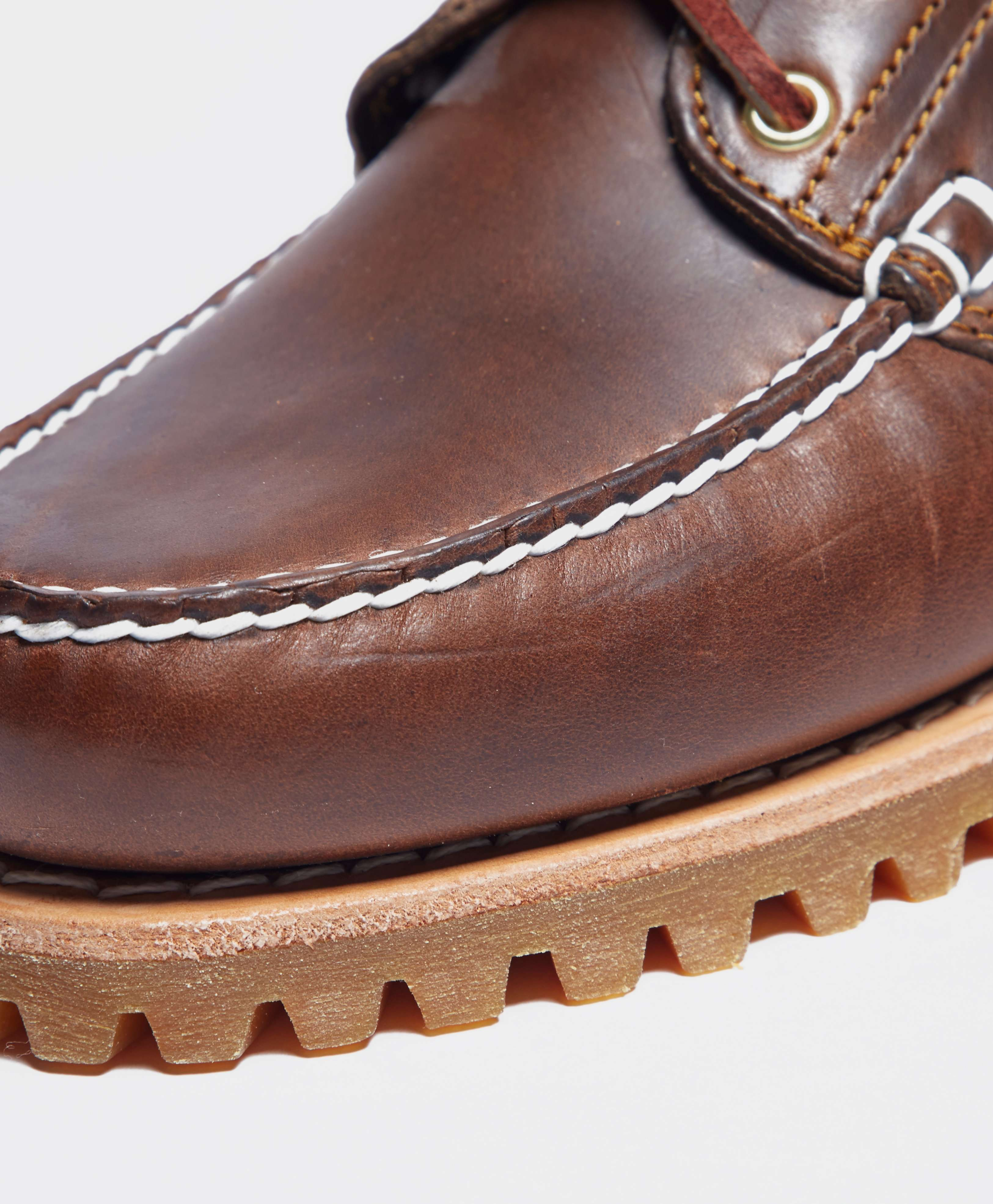 Timberland Authentic 3 Eye Boat Shoes