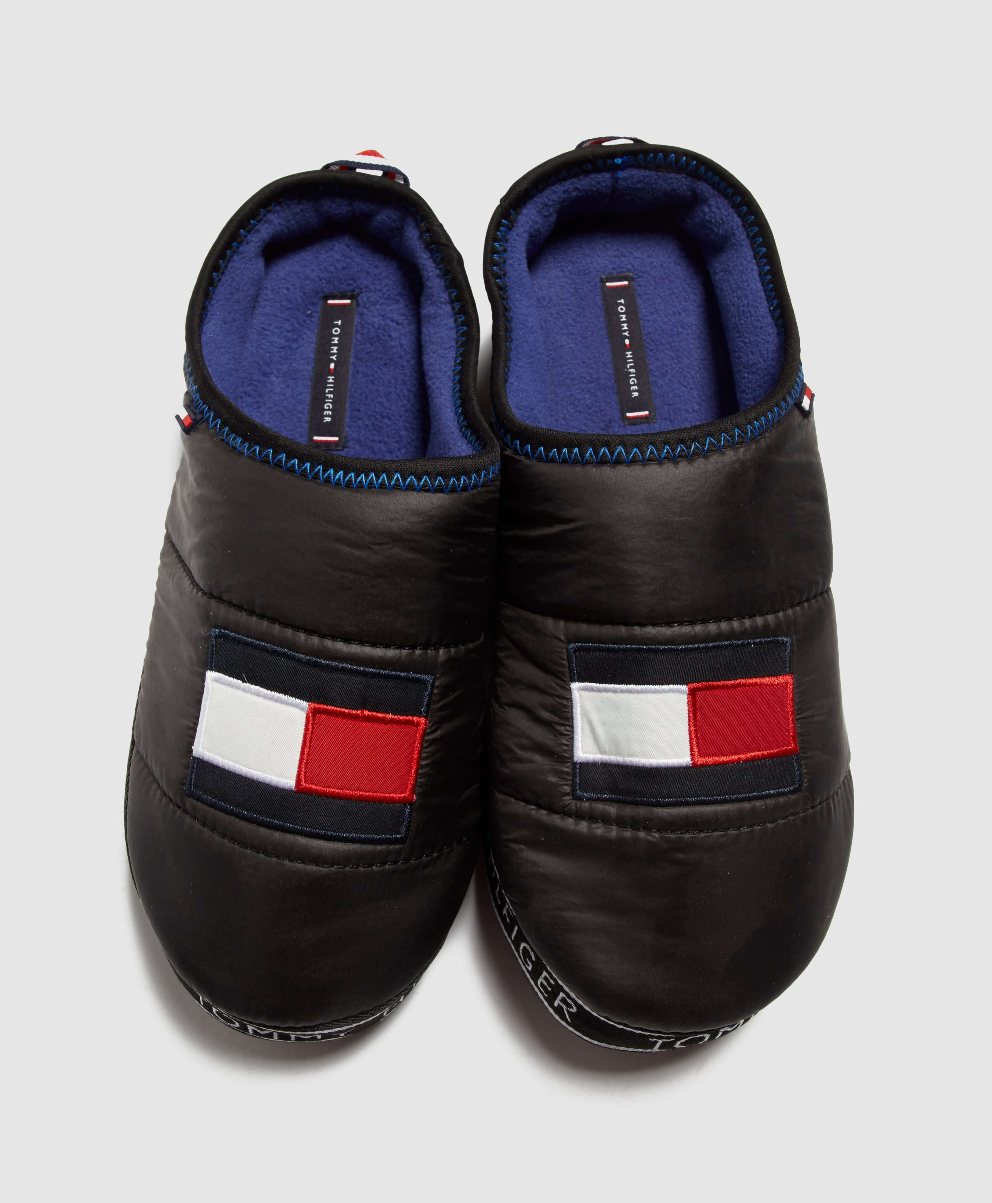 Tommy Hilfiger Flag Padded Slippers