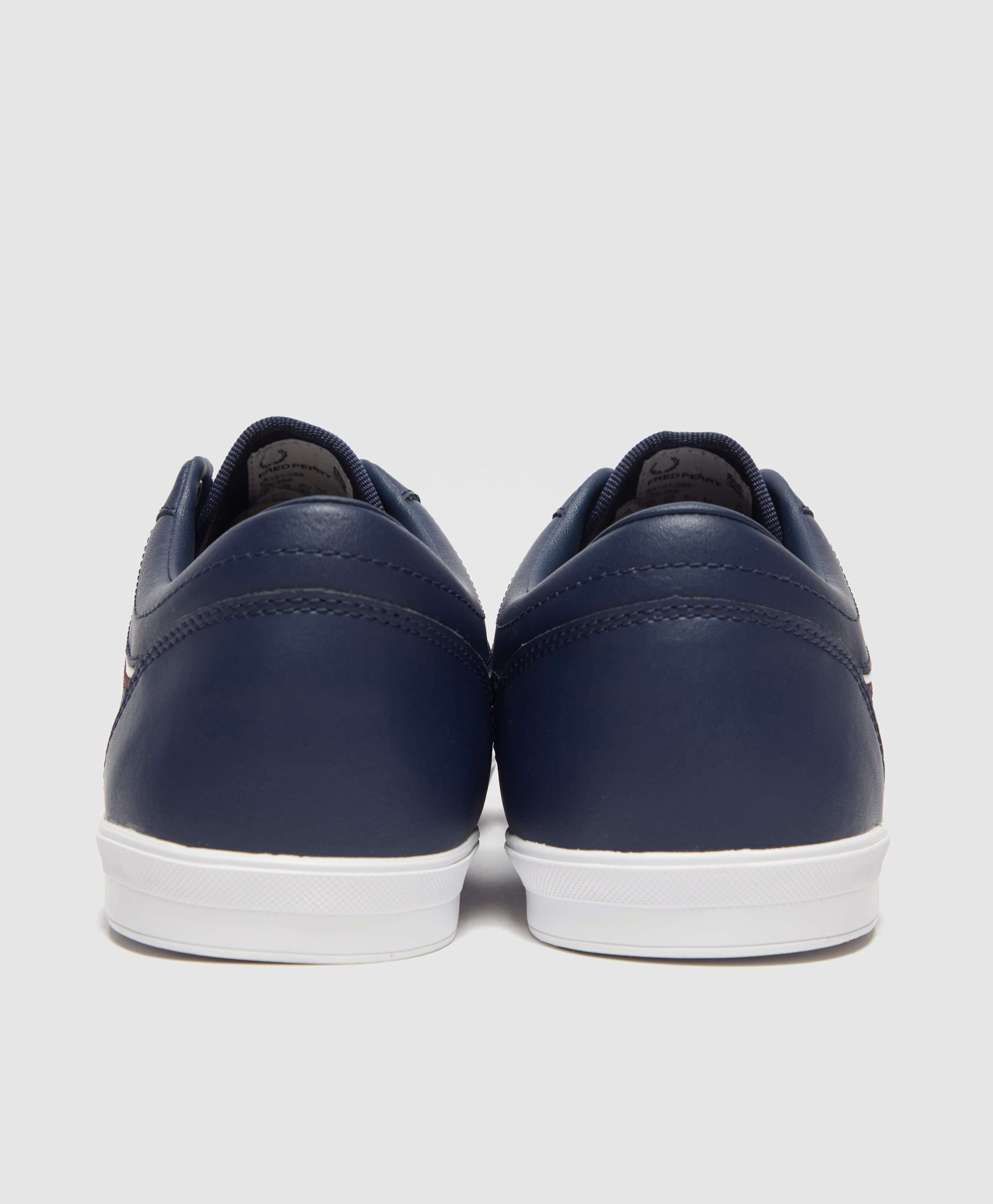Fred Perry Baseline Tipped