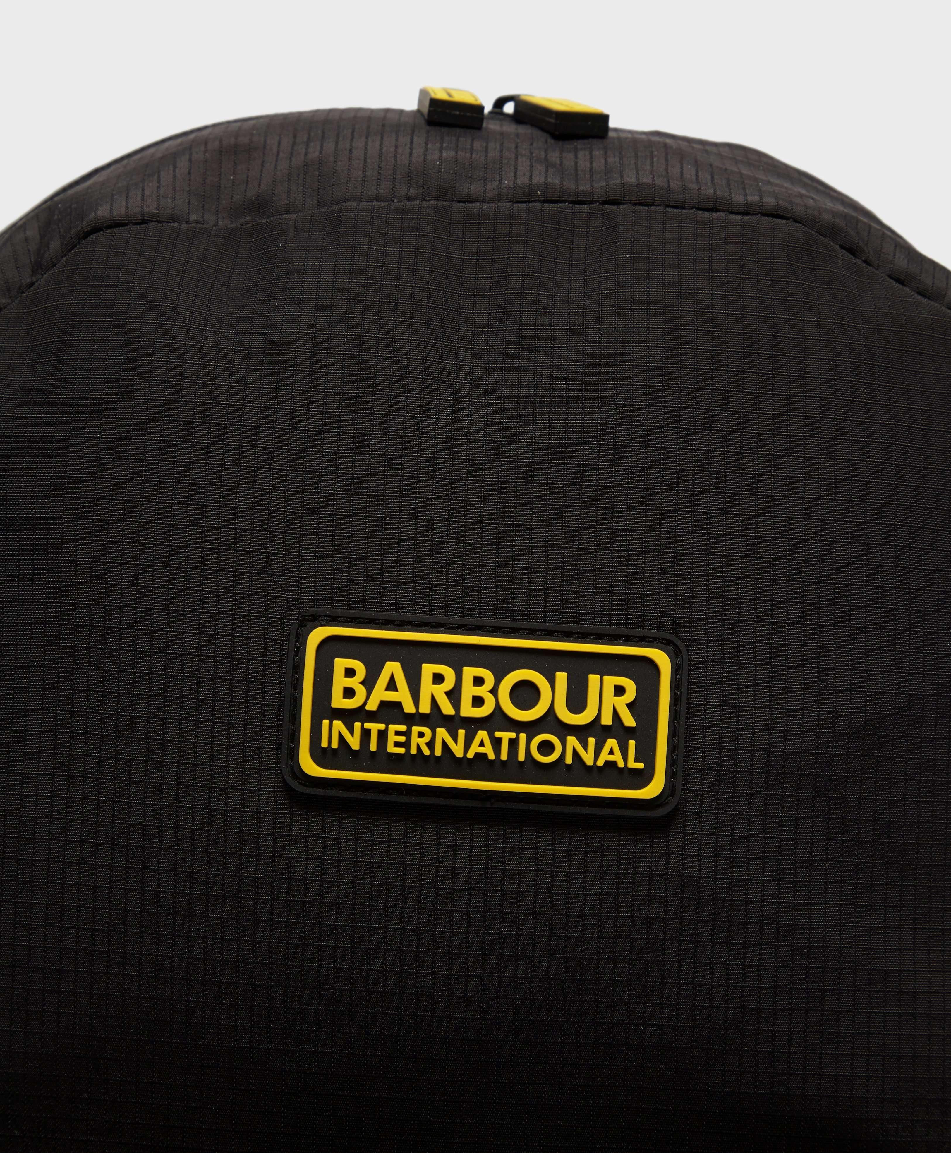 Barbour International Ripstop Backpack