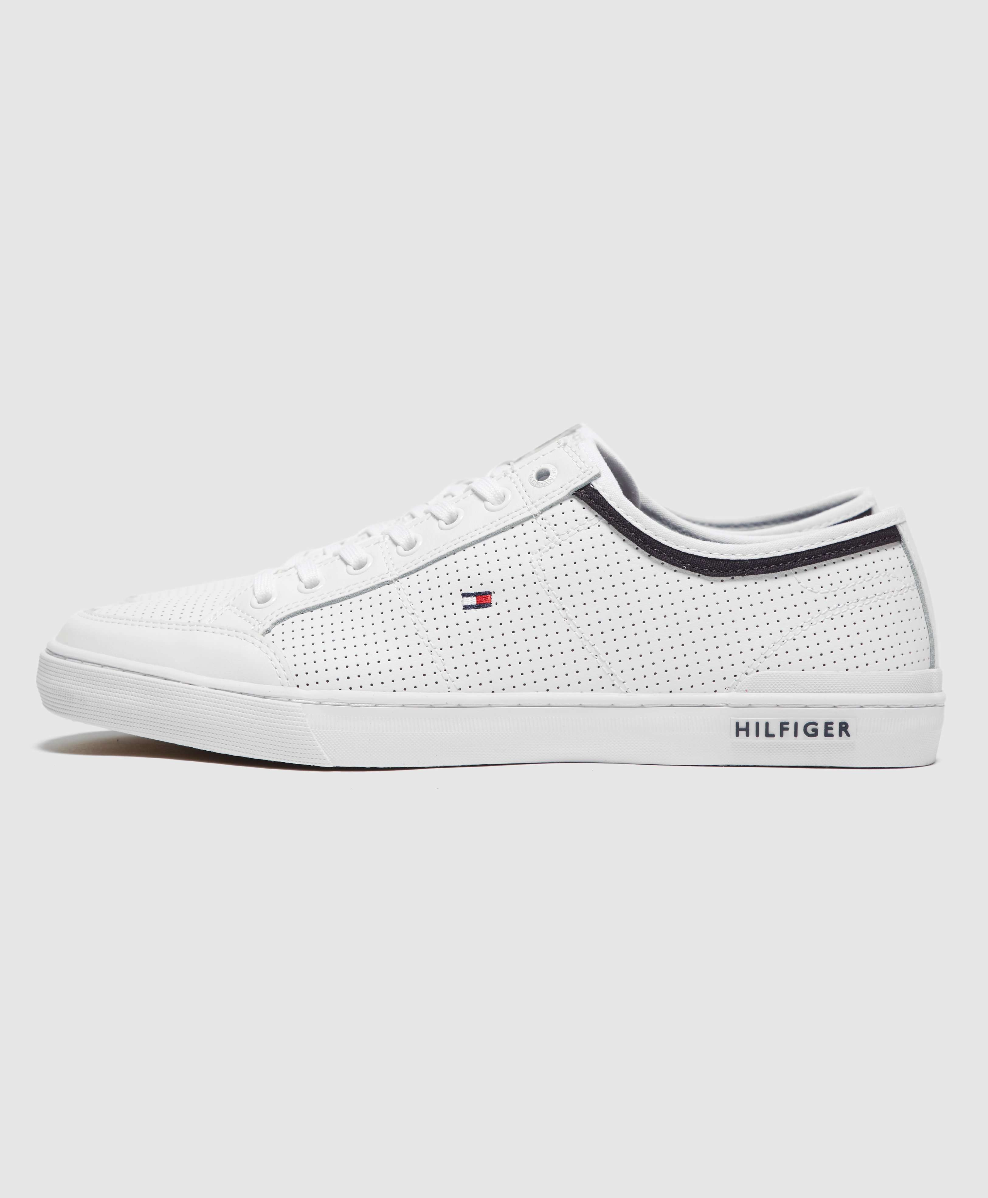 Tommy Hilfiger Core Perforated Leather