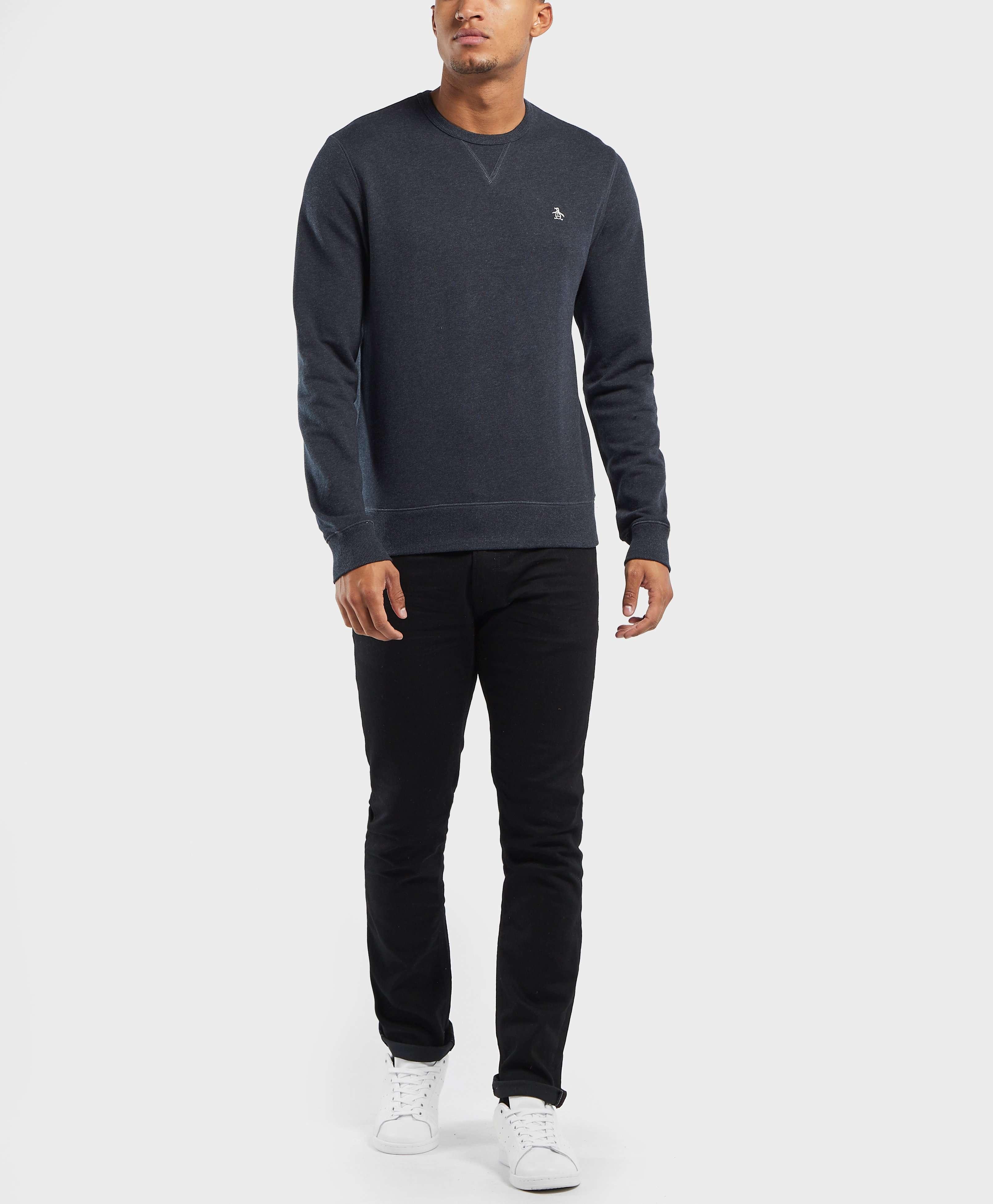 Original Penguin Basic Crew Sweatshirt