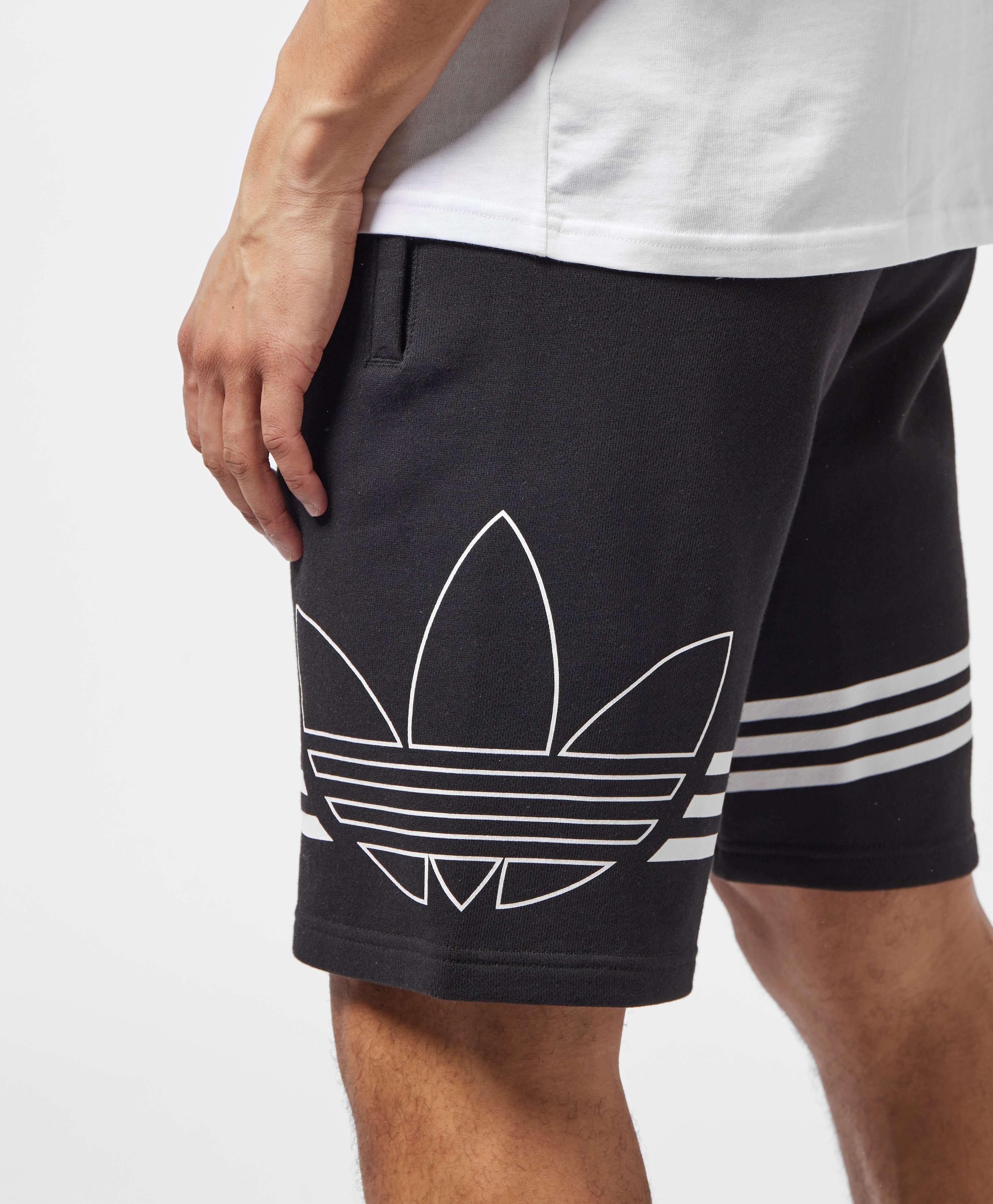 adidas Originals Radkin Fleece Shorts