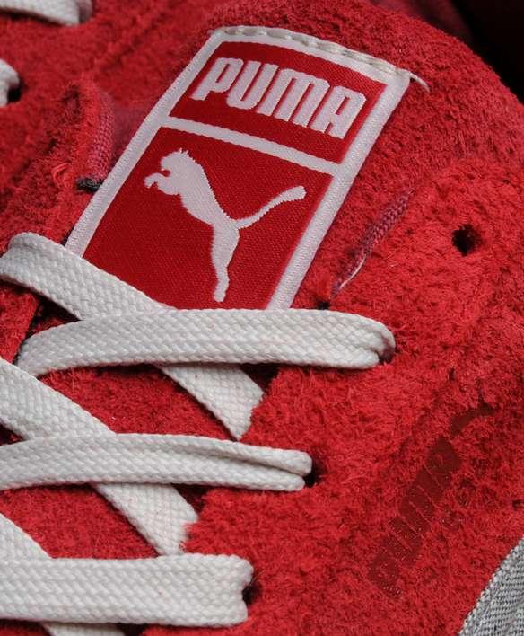 Puma Vintage Suede
