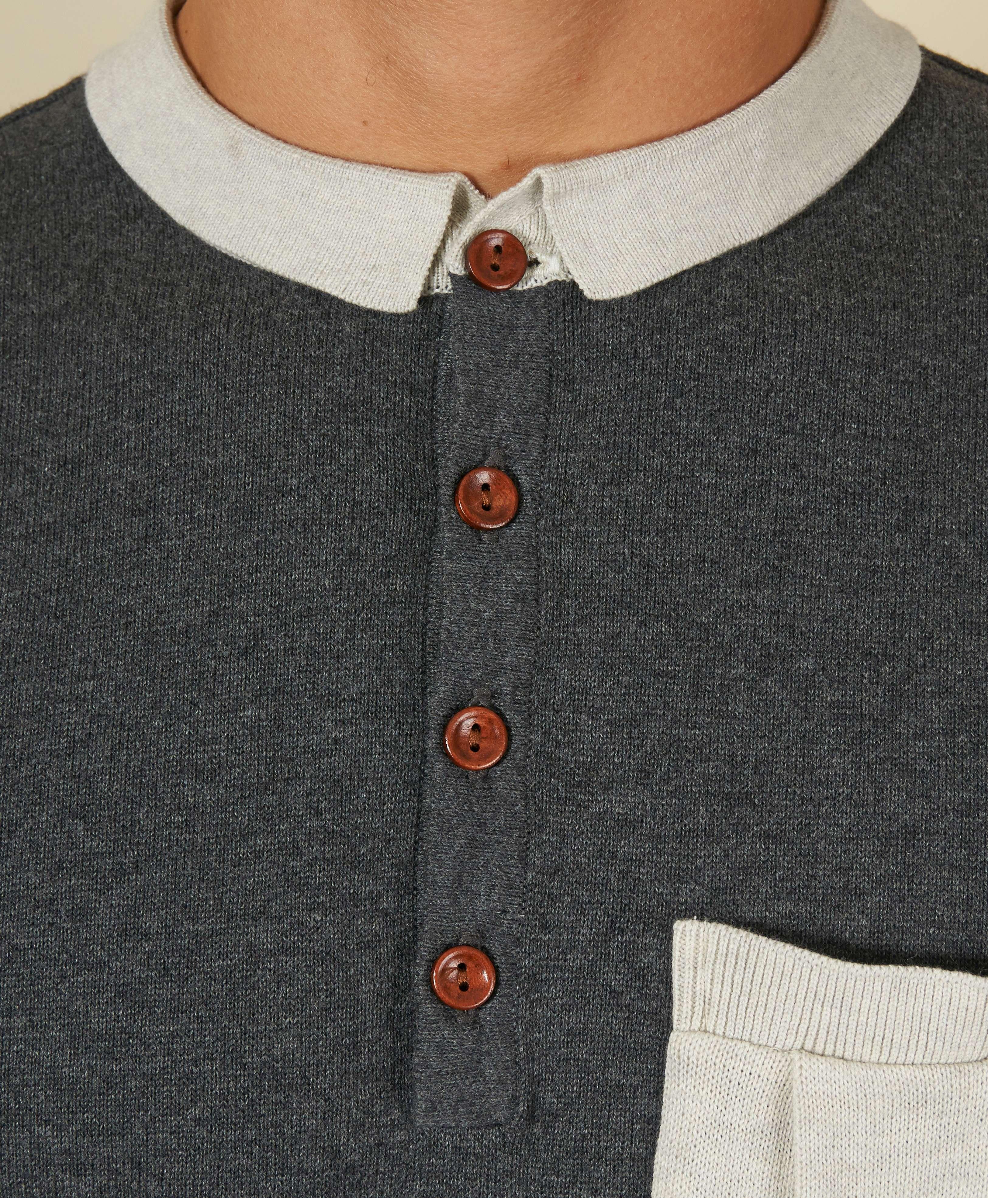 Marshall Artist Long Sleeve Knit