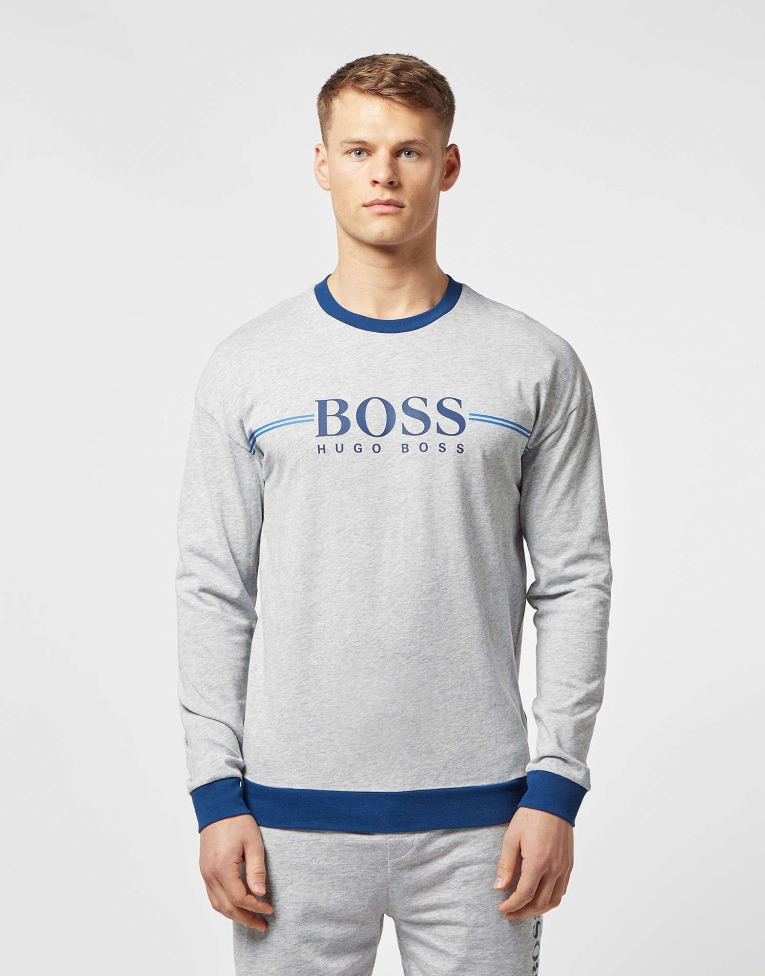 BOSS Authentic Crew Sweatshirt