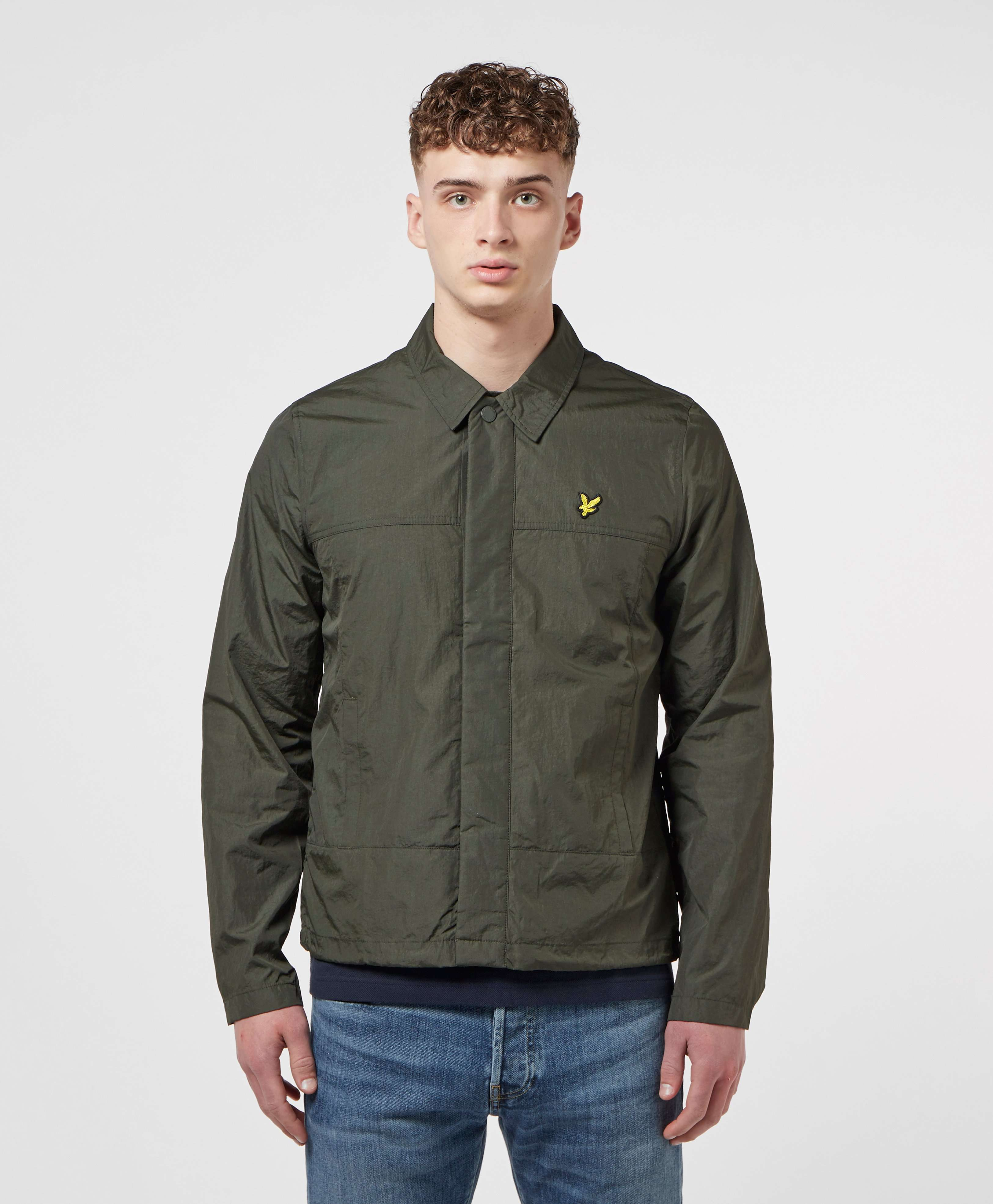 Lyle & Scott Lightweight Coach Jacket