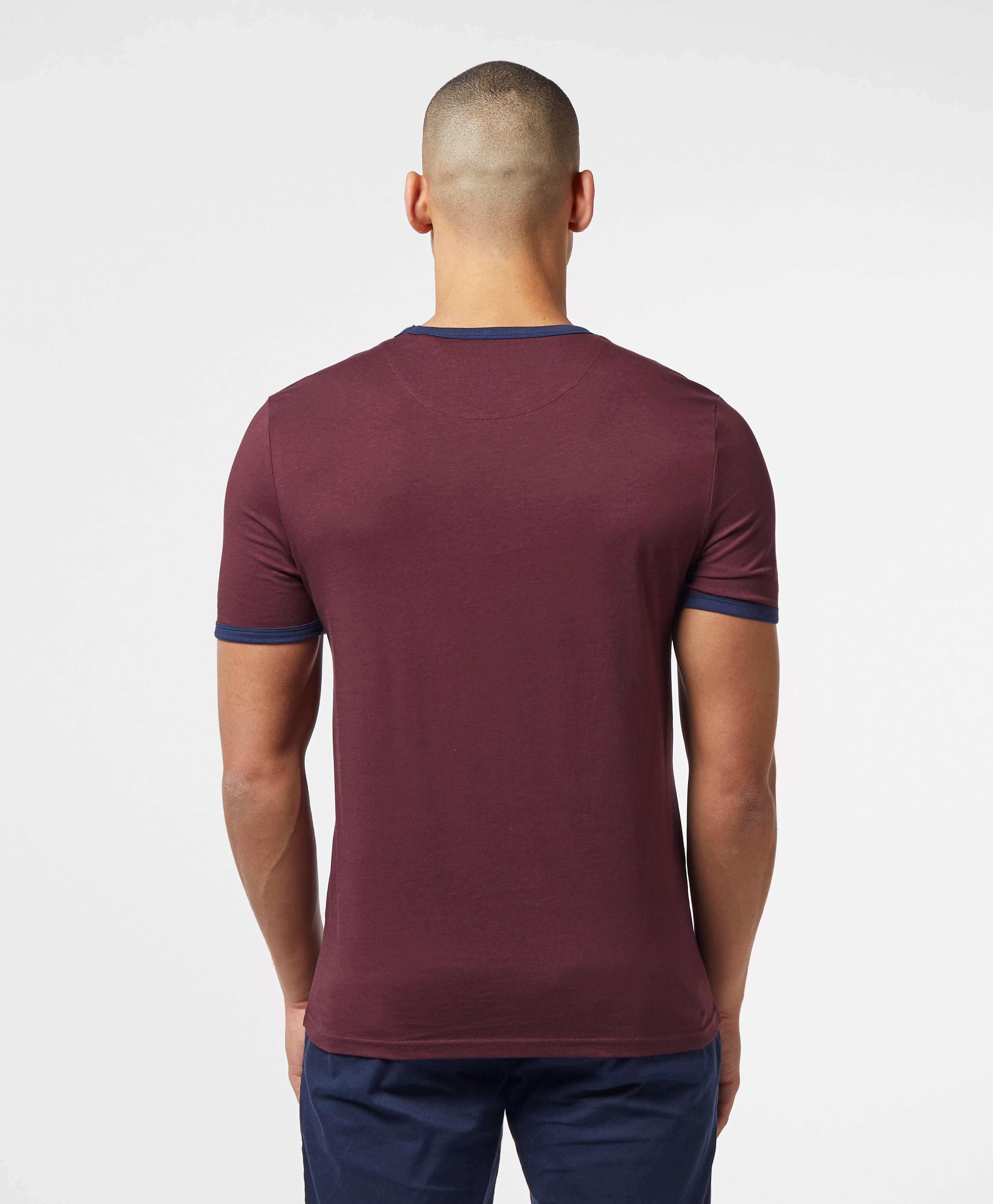 Lyle & Scott Short Sleeve Ringer T-Shirt - Online Exclusive