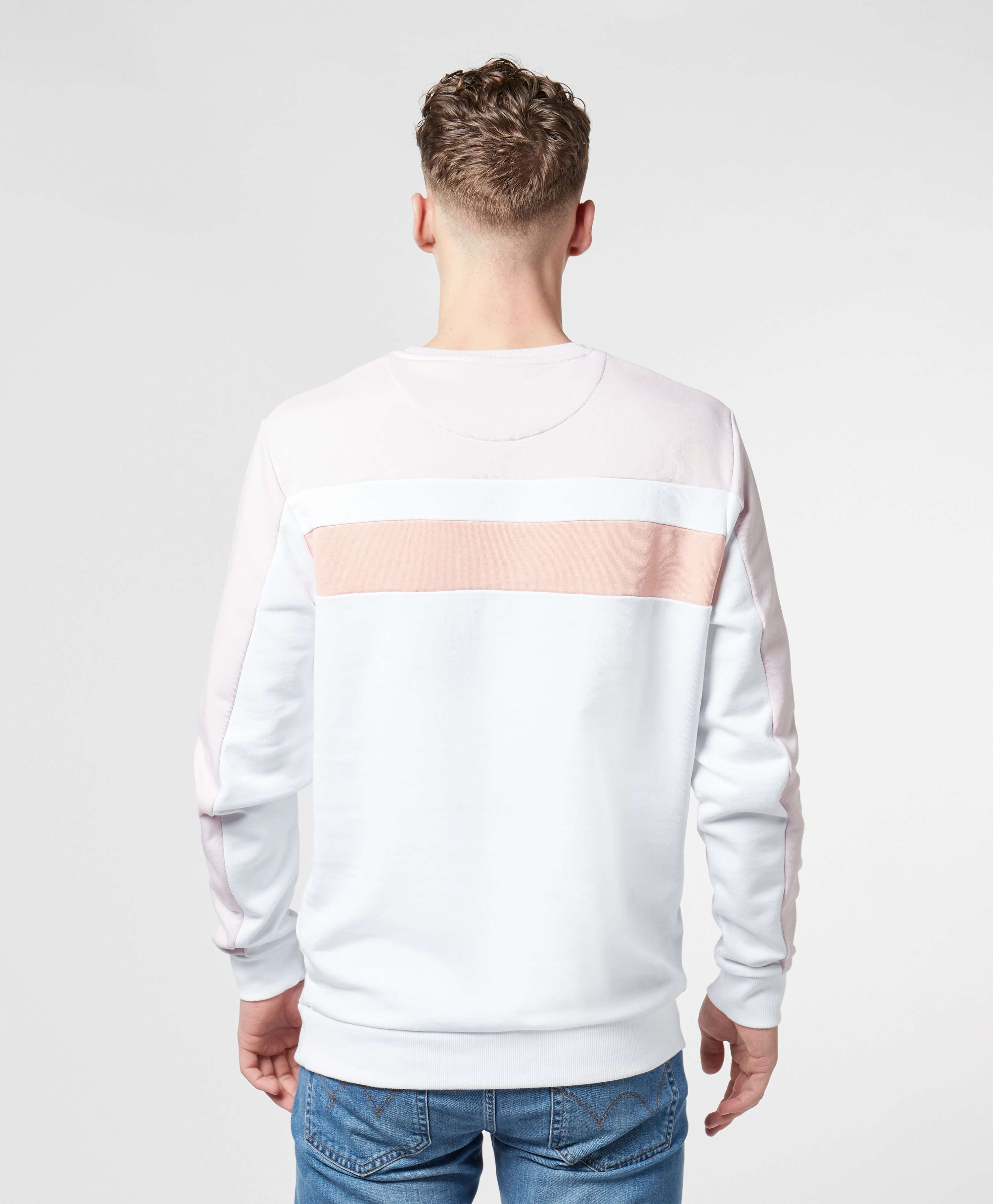 Lyle & Scott Colour Block Sweatshirt