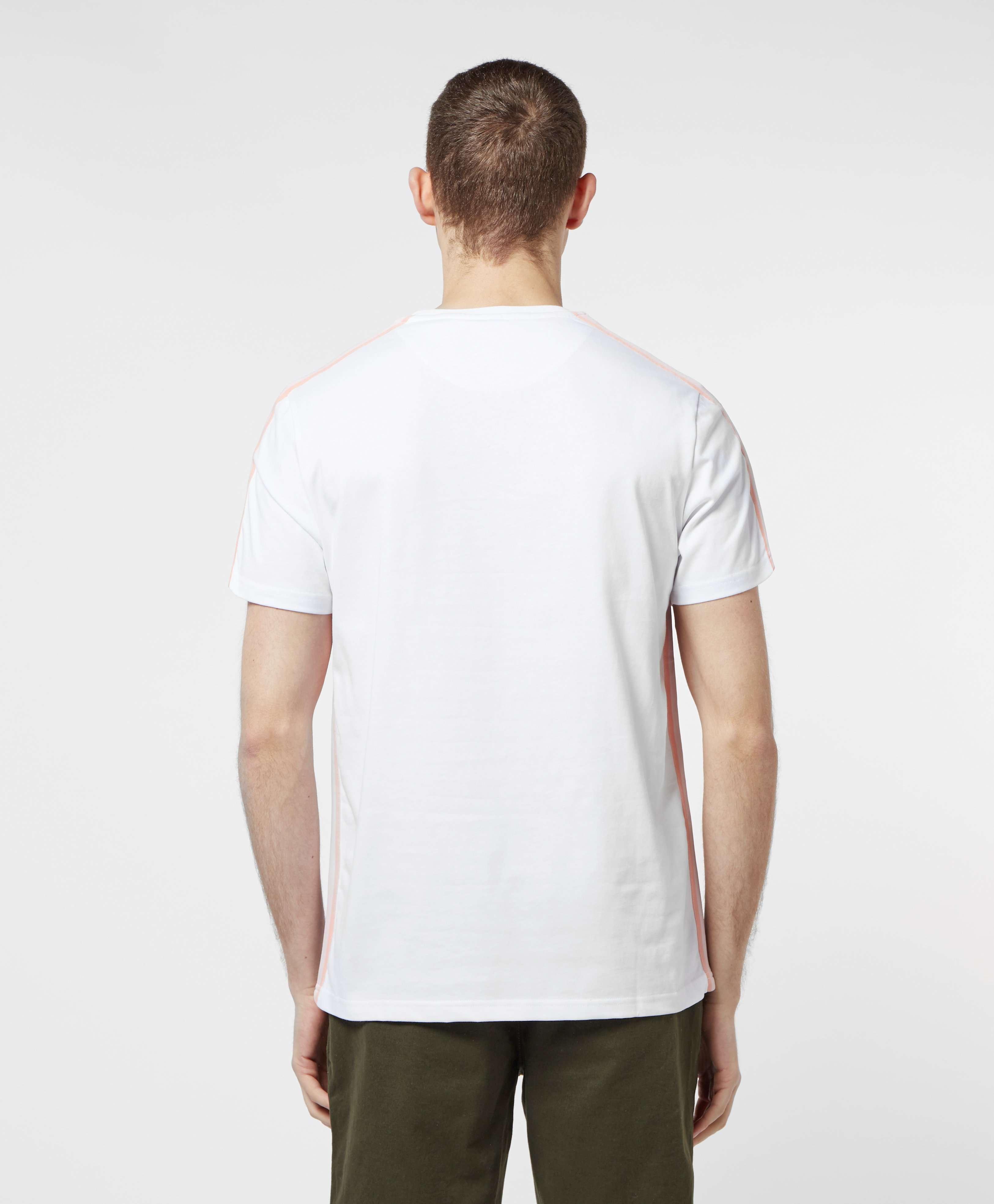 Lyle & Scott Short Sleeve Tape T-Shirt