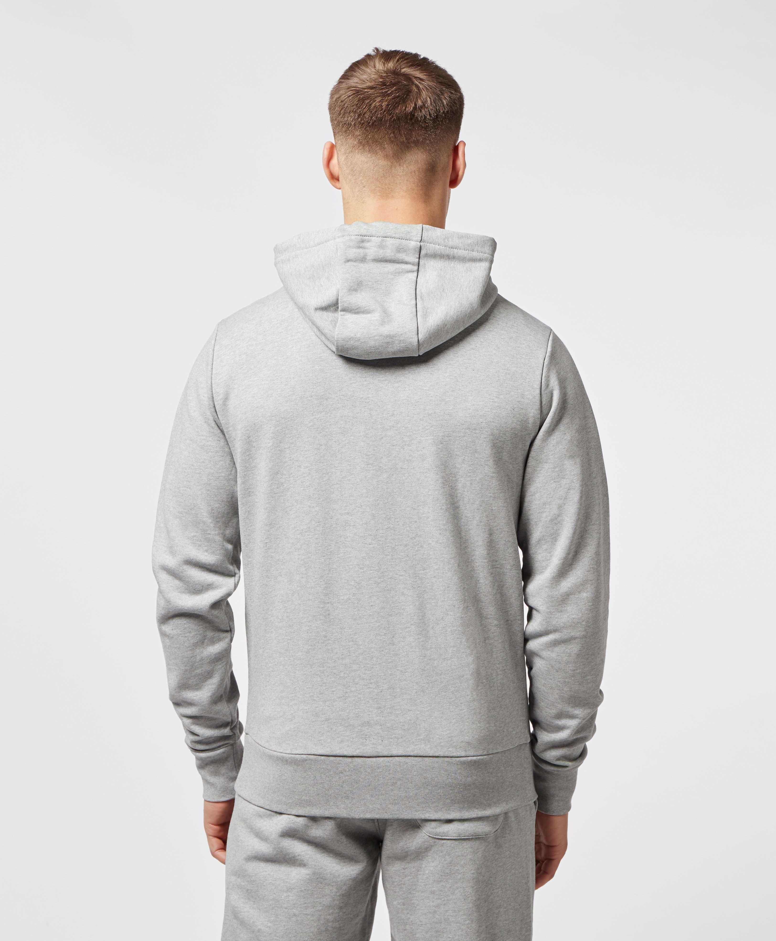 Tommy Hilfiger Logo Stripe Full Zip Hoodie