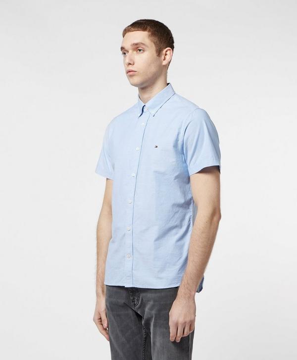 4416d9a4f Tommy Hilfiger Short Sleeve Oxford Shirt