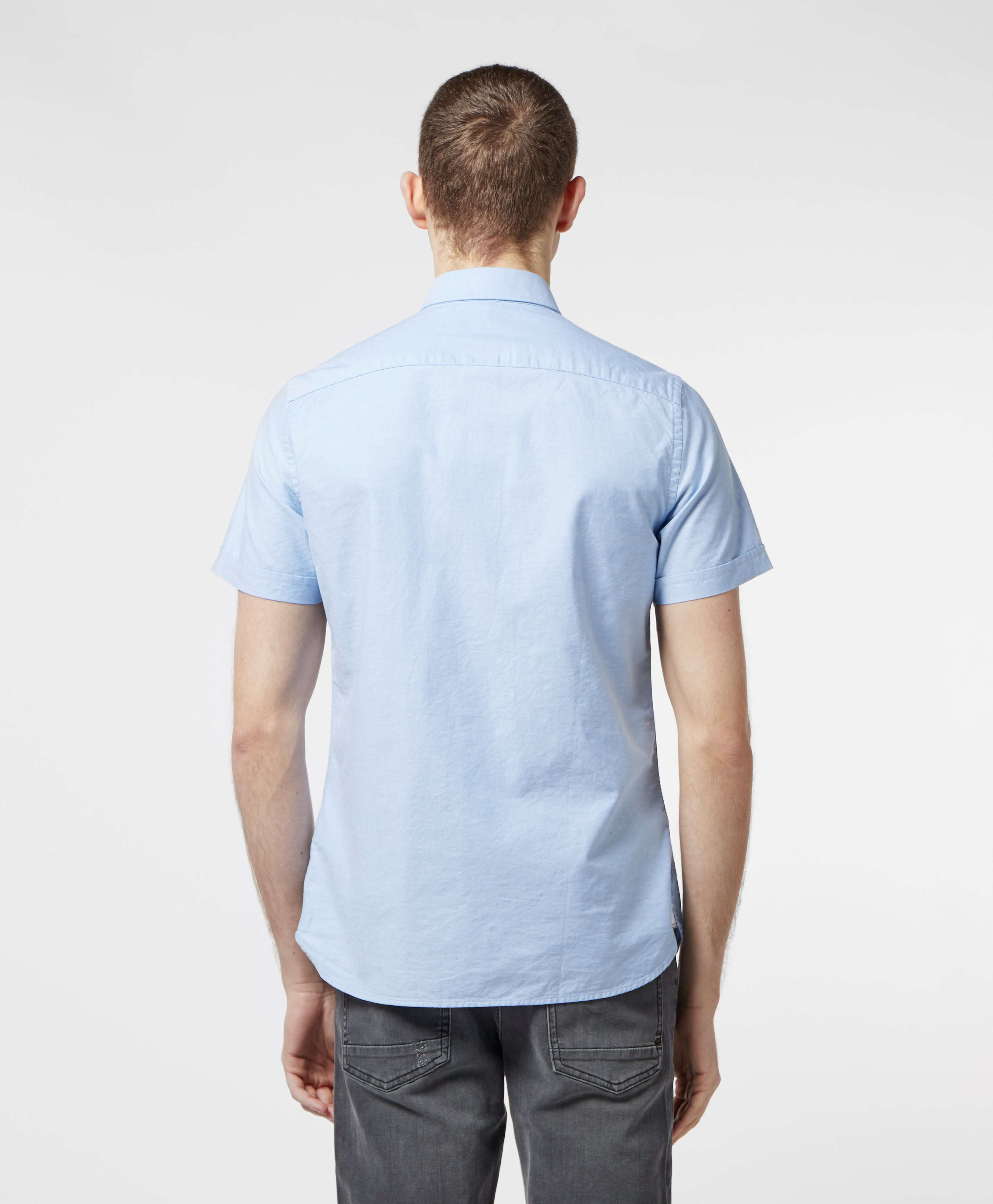Tommy Hilfiger Short Sleeve Oxford Shirt