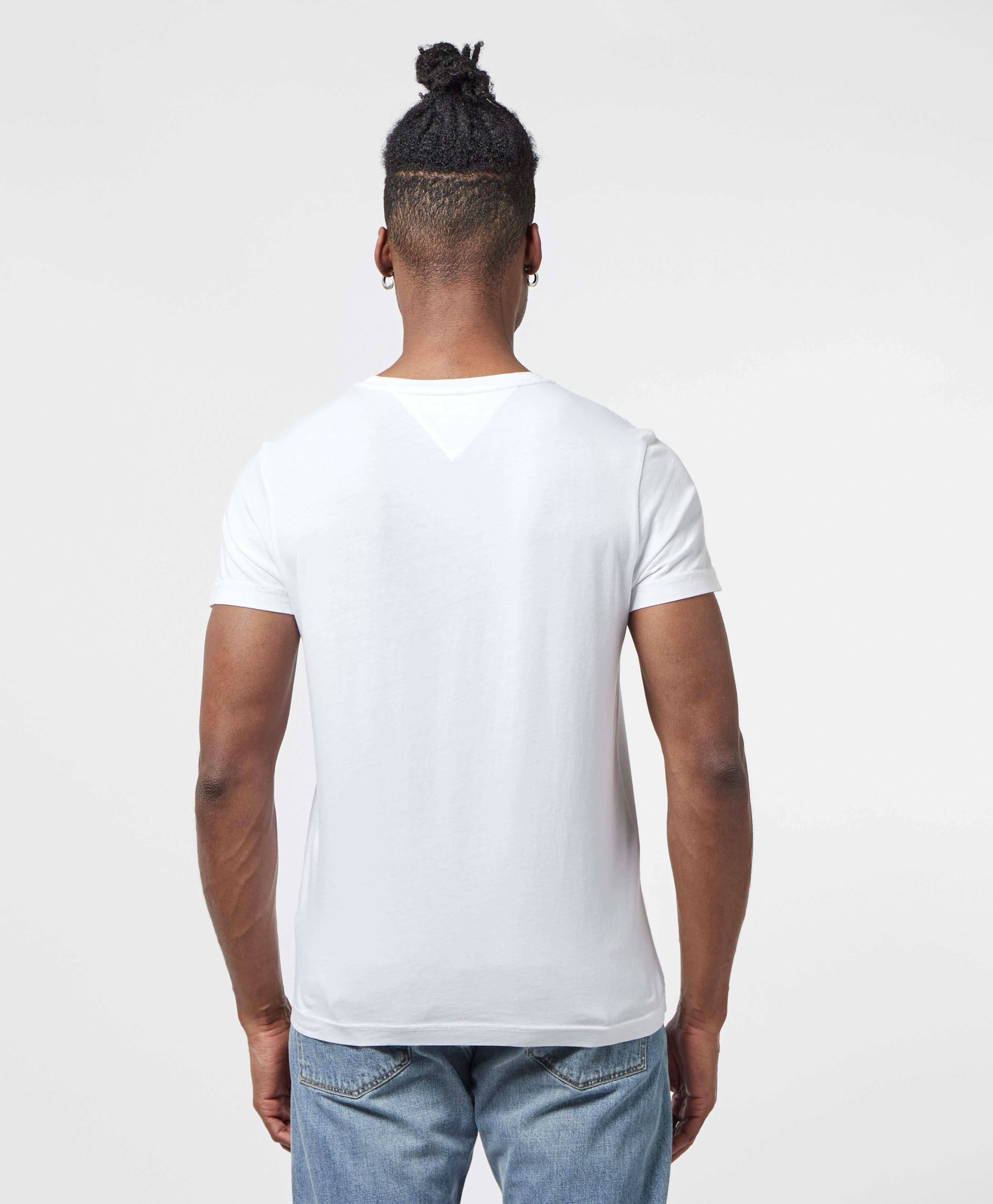Tommy Hilfiger Box Logo Short Sleeve T-Shirt
