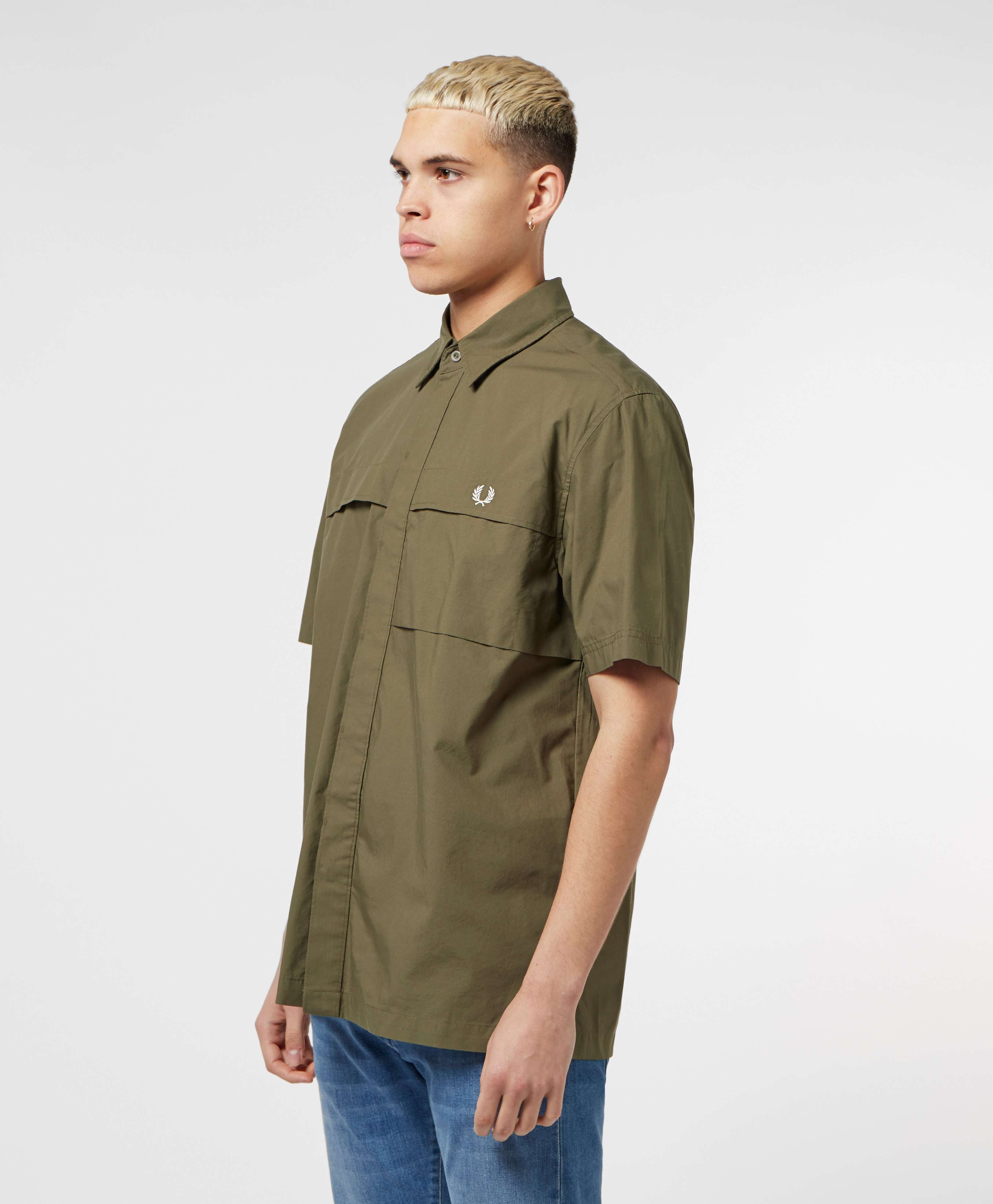 Fred Perry Short Sleeve Utility Shirt