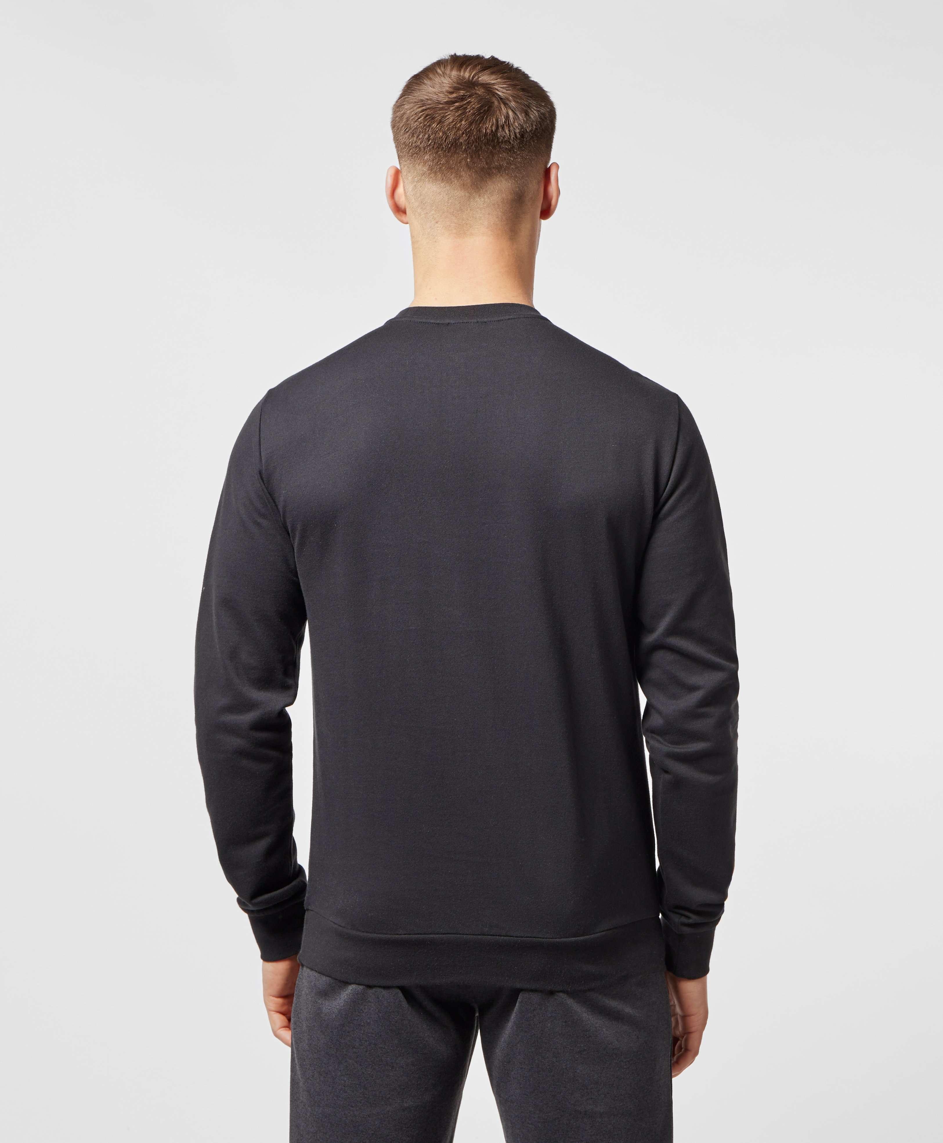 Emporio Armani EA7 Visibility Reflective Logo Sweatshirt