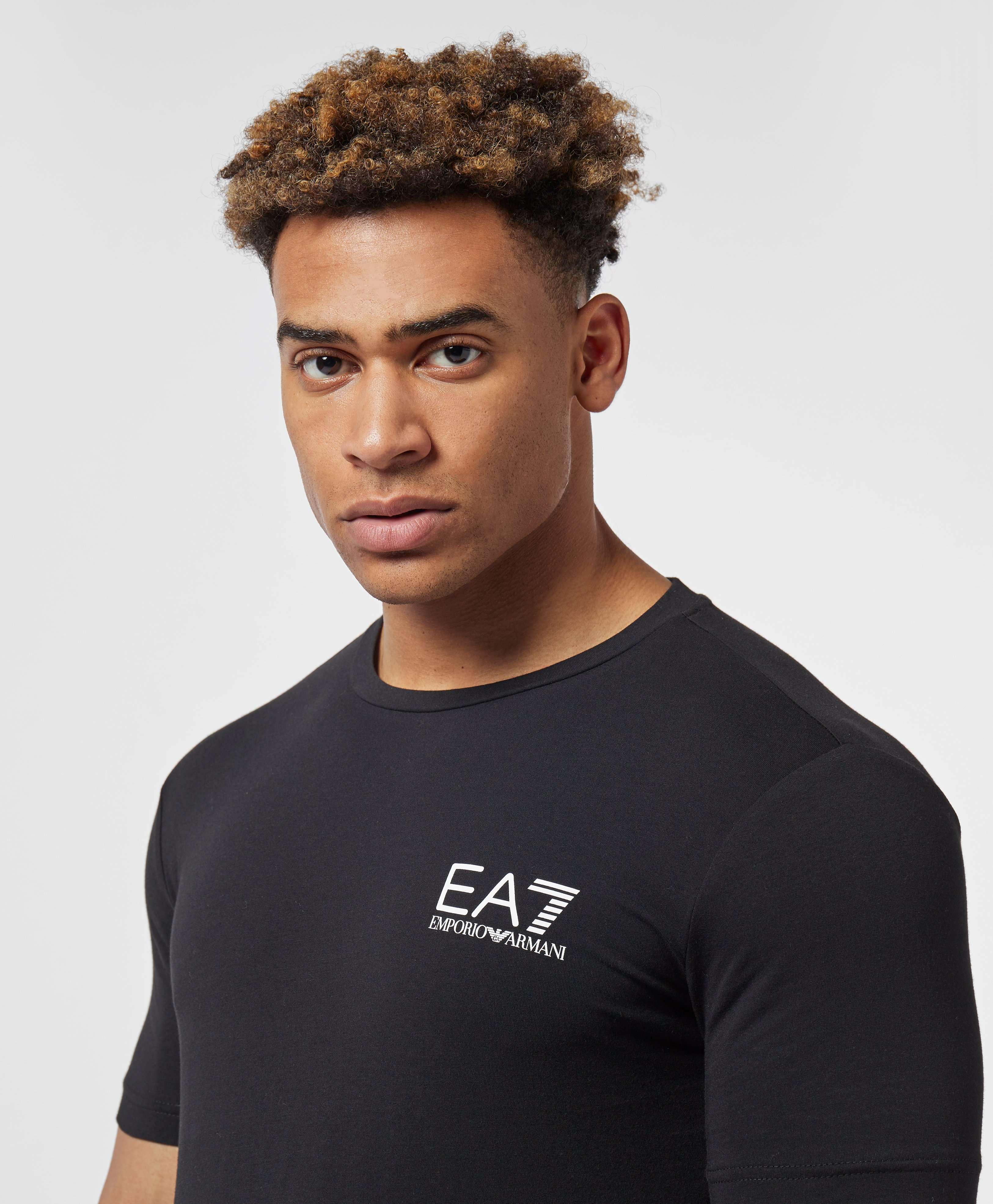 Emporio Armani EA7 Back Logo Short Sleeve T-Shirt - Exclusive