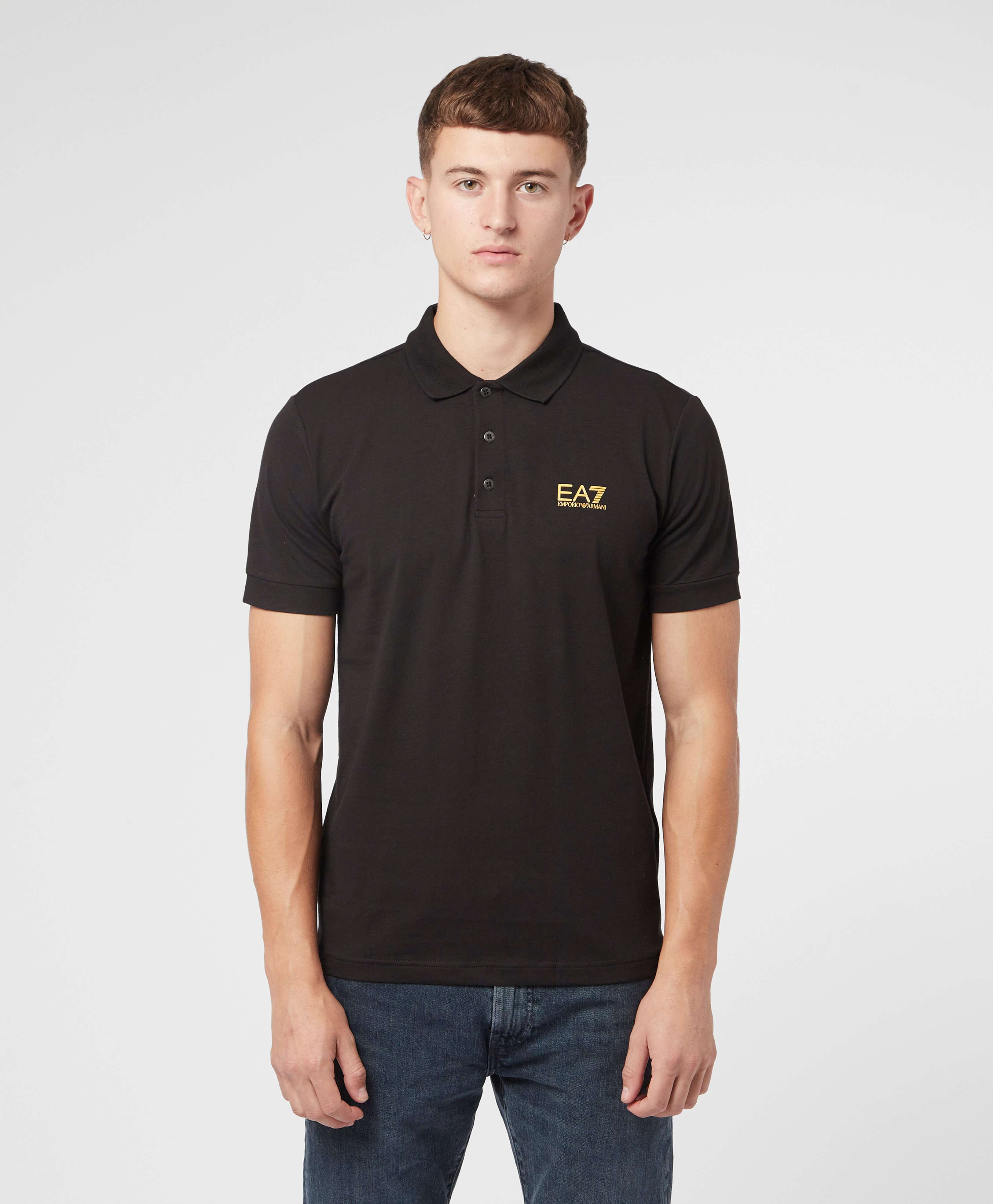 Emporio Armani EA7 Core Short Sleeve Polo Shirt