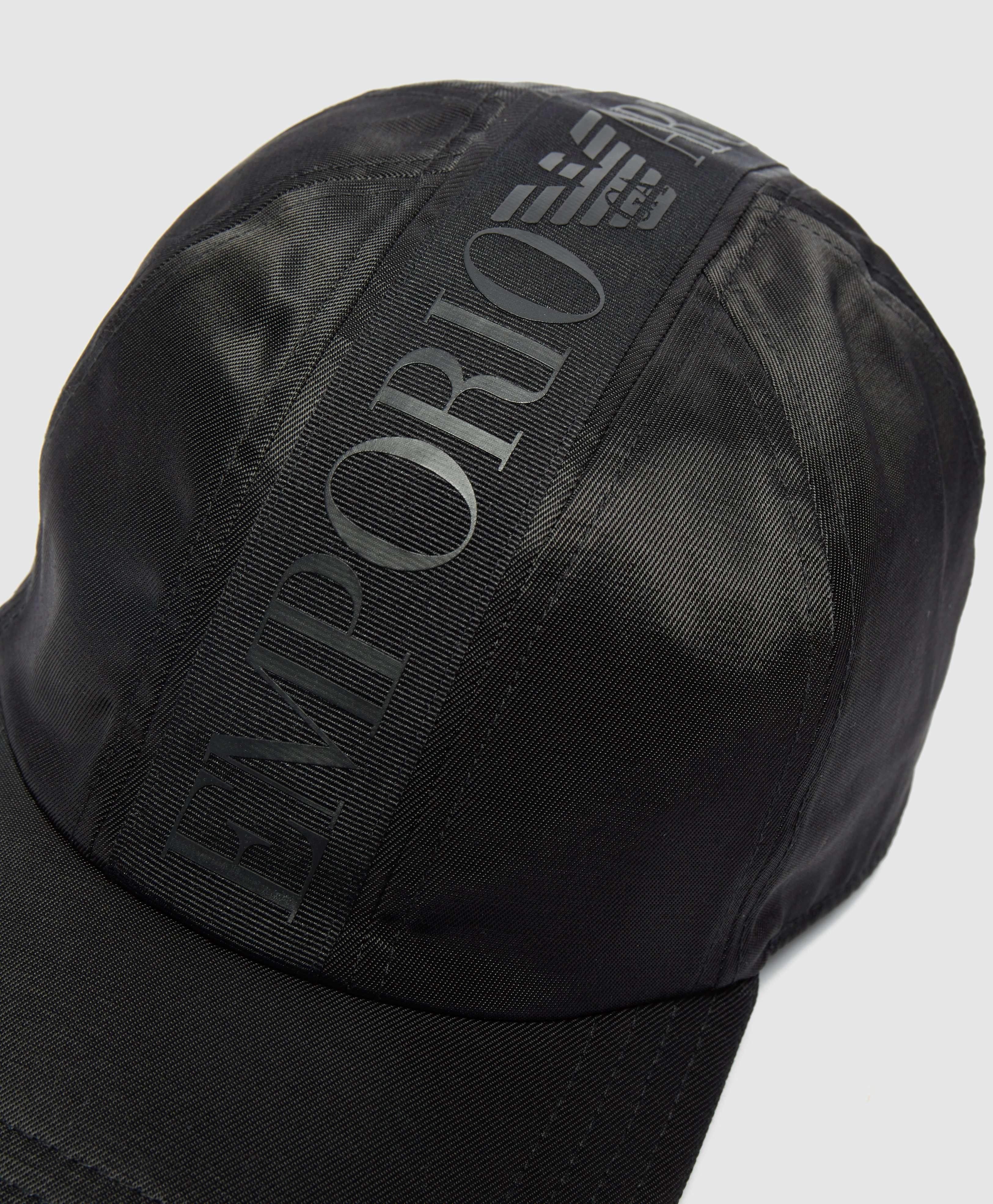 Emporio Armani Tape Cap