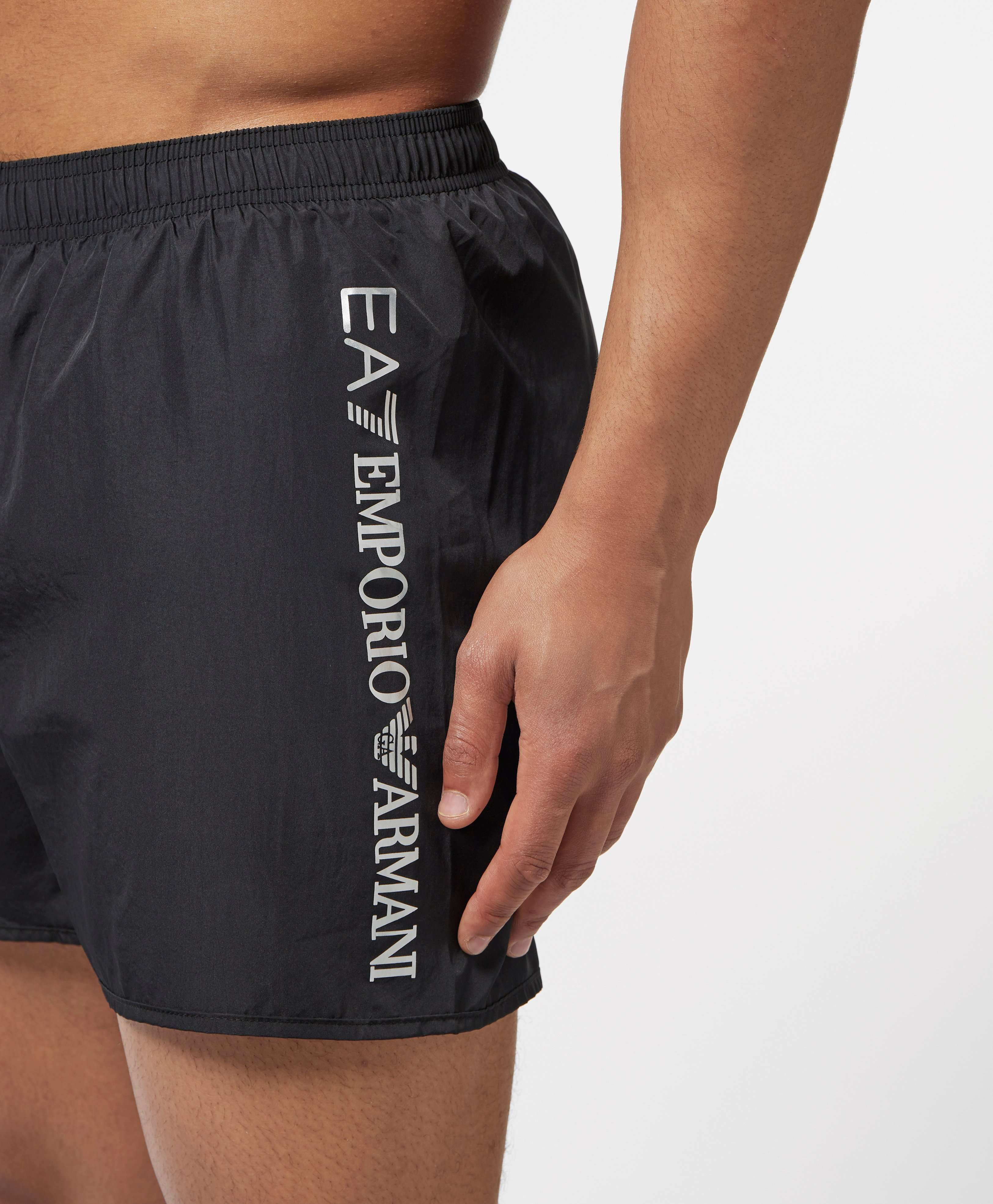 Emporio Armani EA7 Logo Swim Shorts