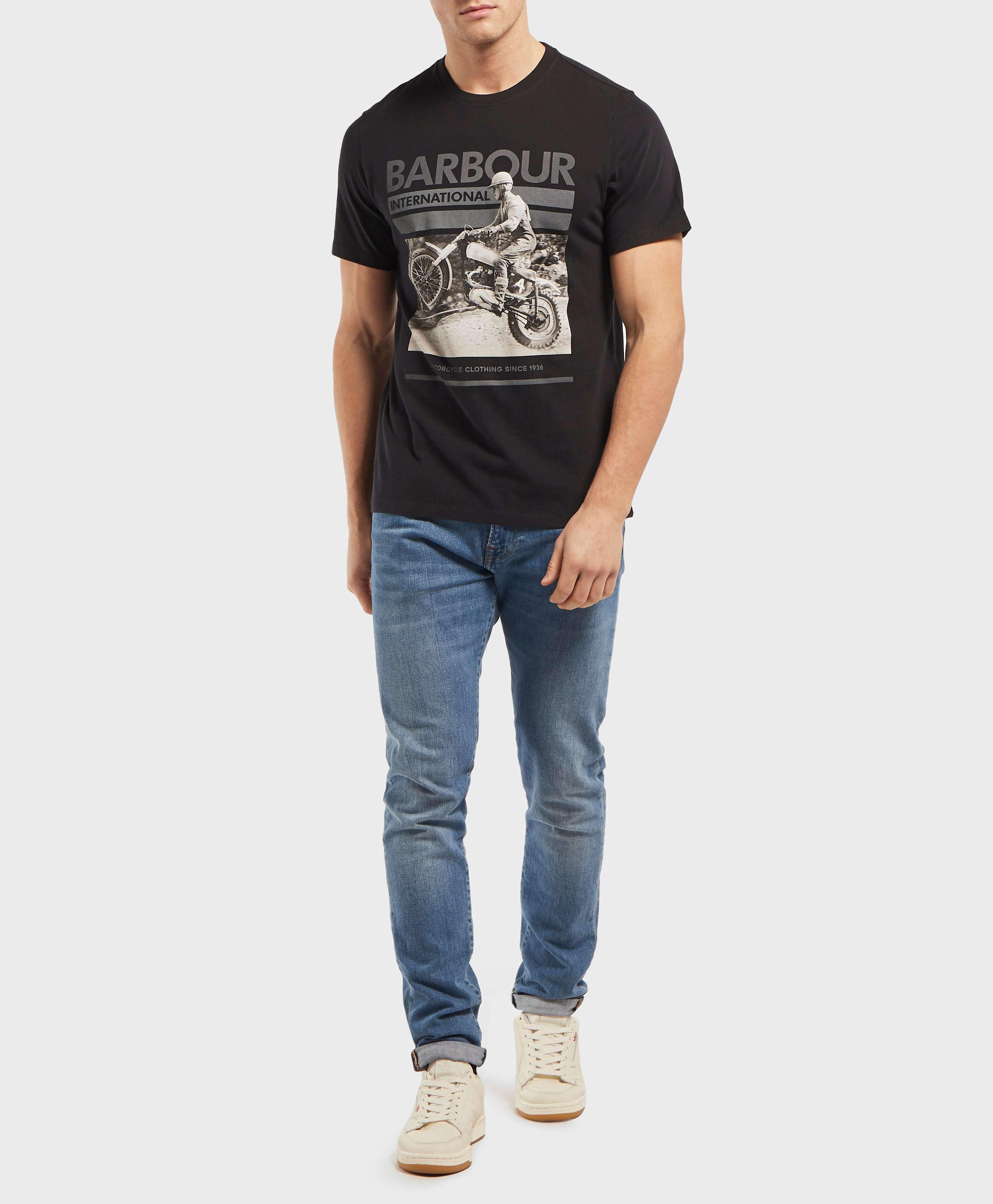 Barbour International Archive Short Sleeve T-Shirt