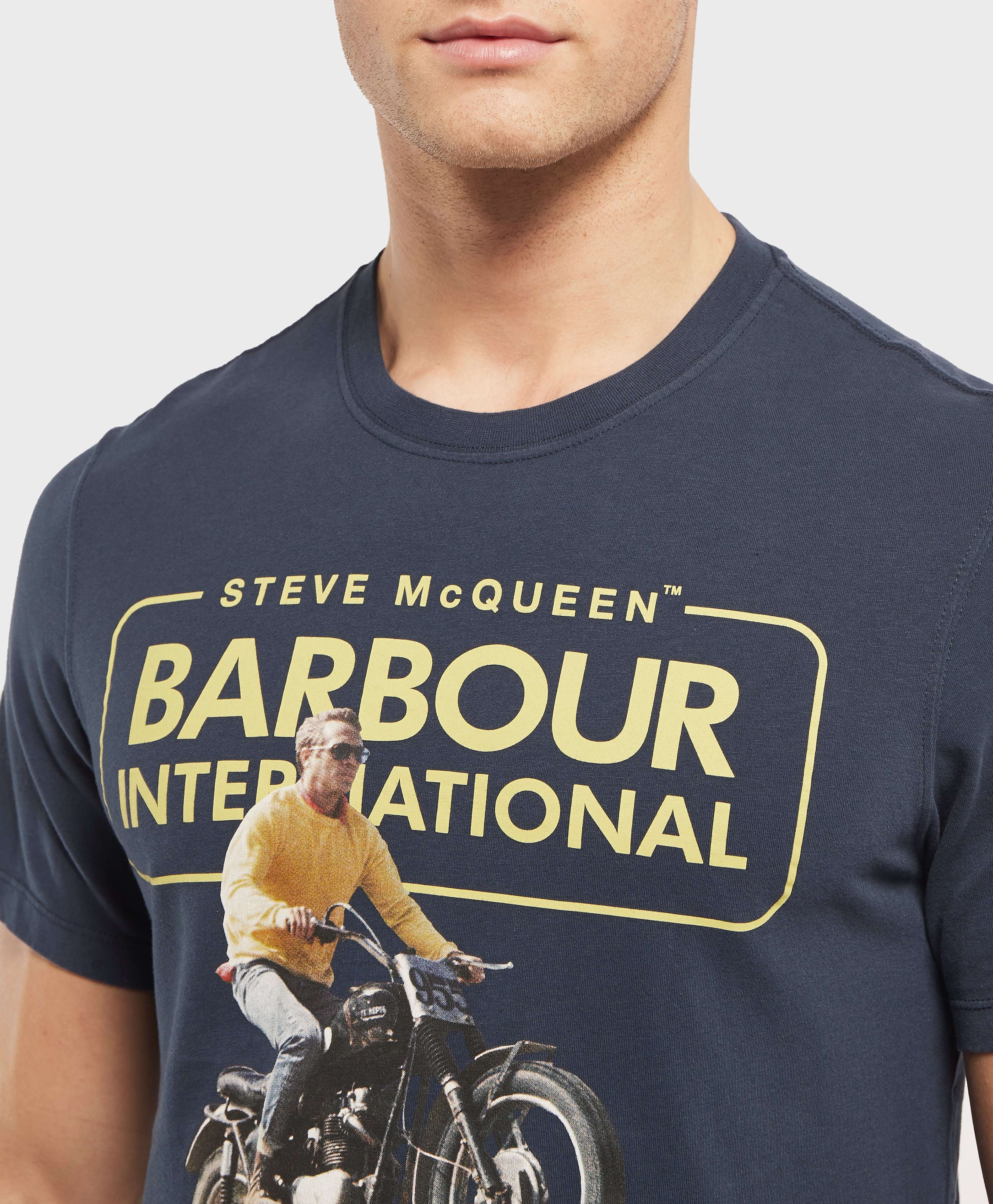 Barbour International McQueen Short Sleeve T-Shirt