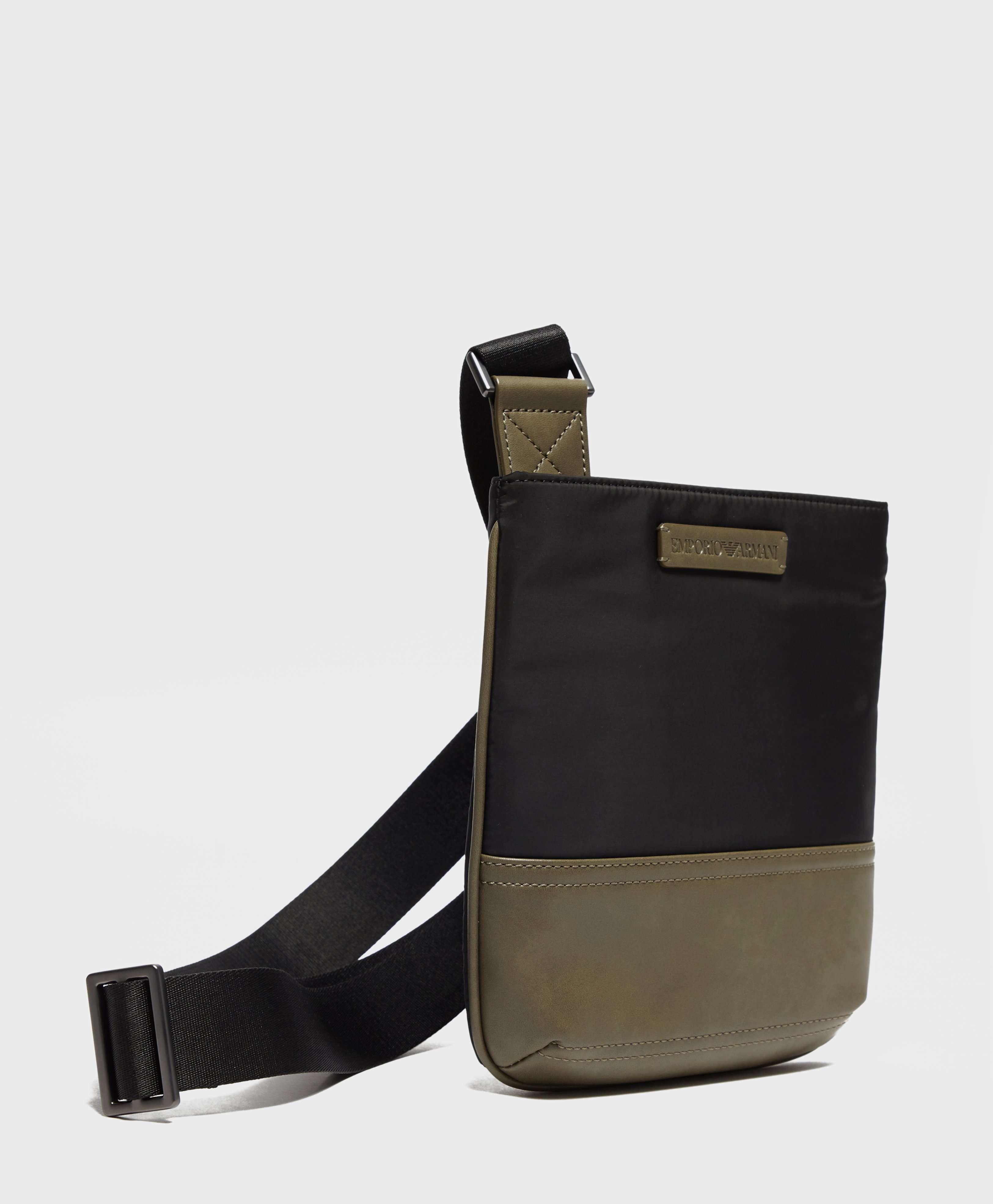 Emporio Armani Nylon Small Item Bag