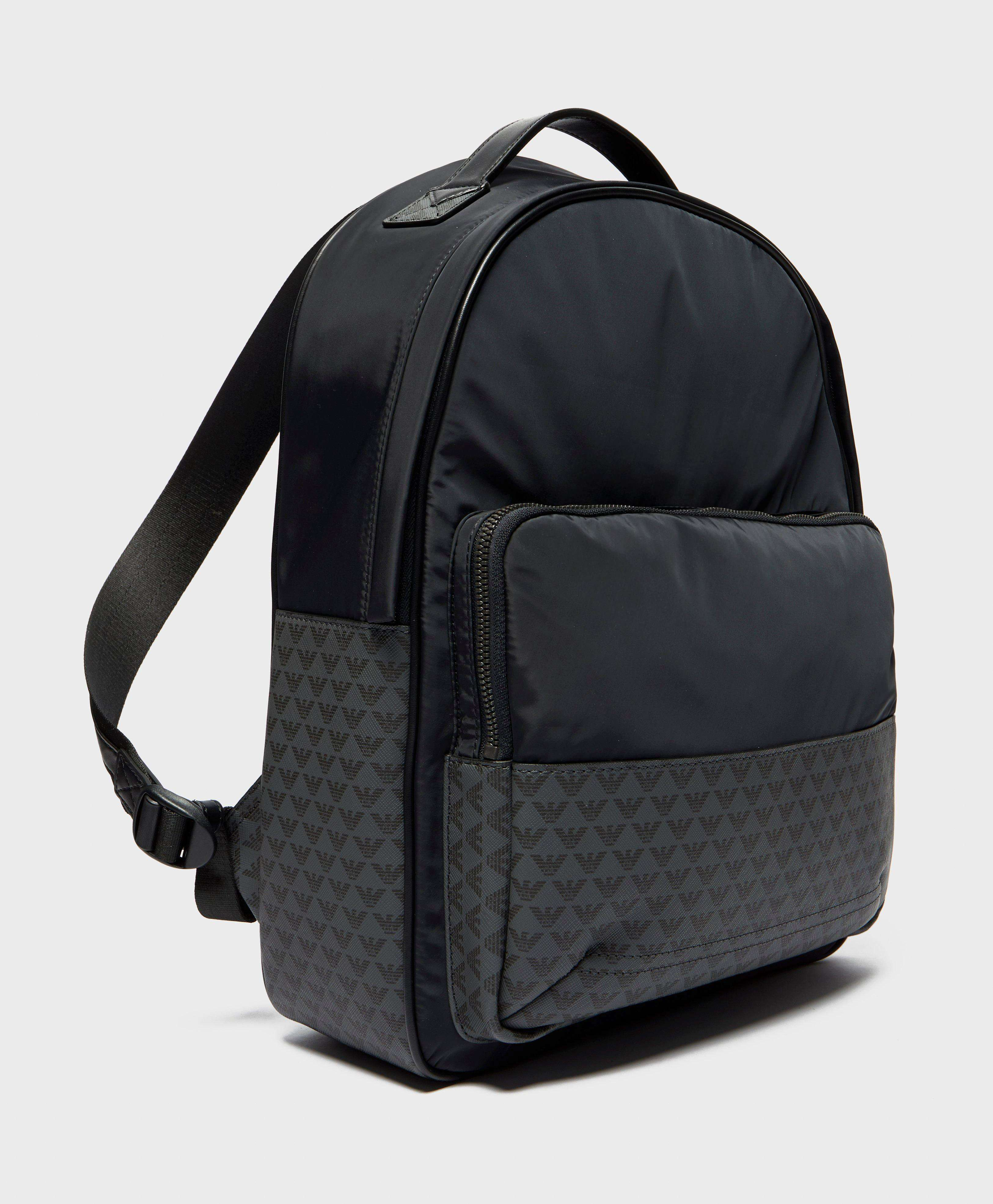 Emporio Armani Nylon Backpack