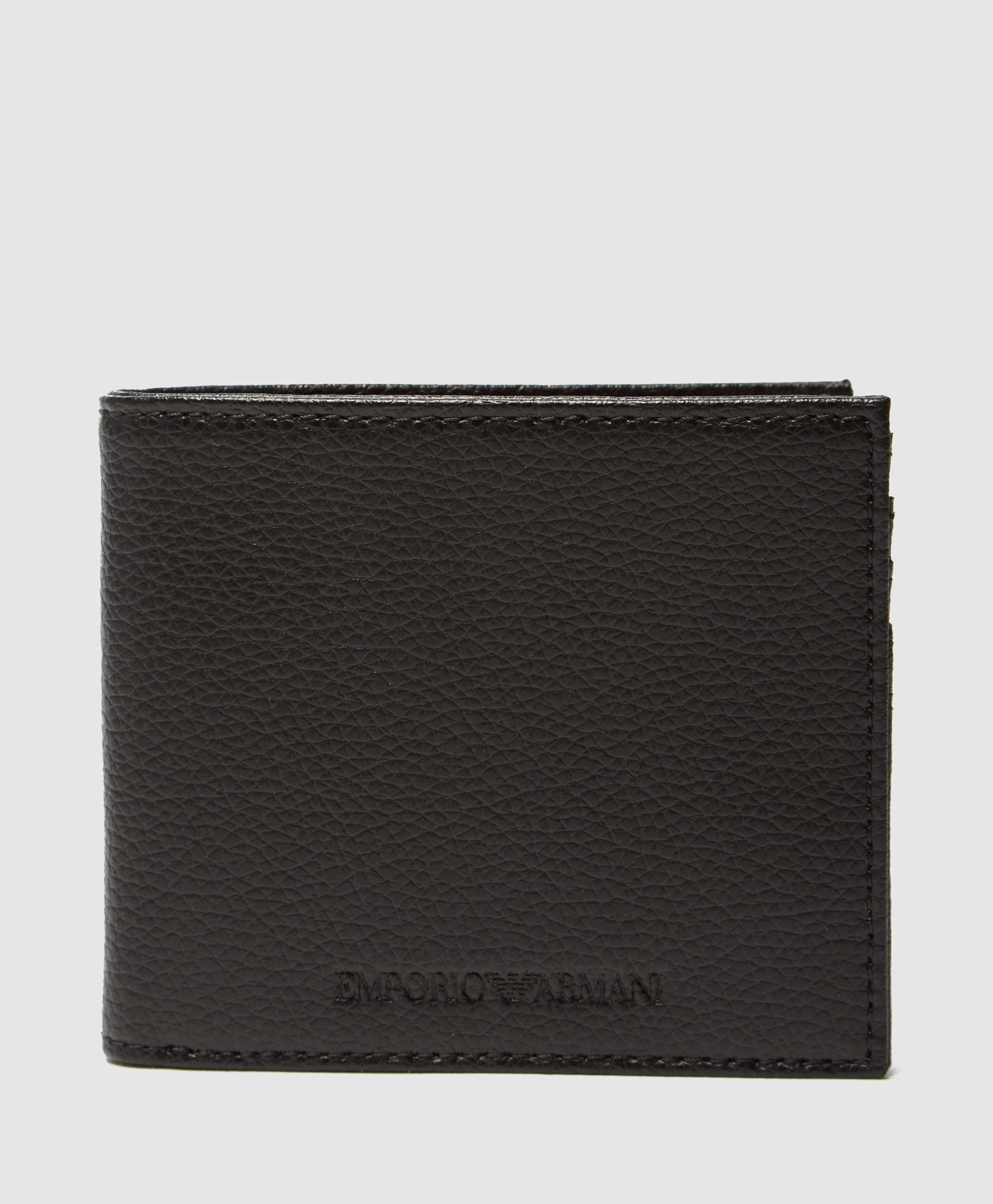 Emporio Armani Logo Wallet