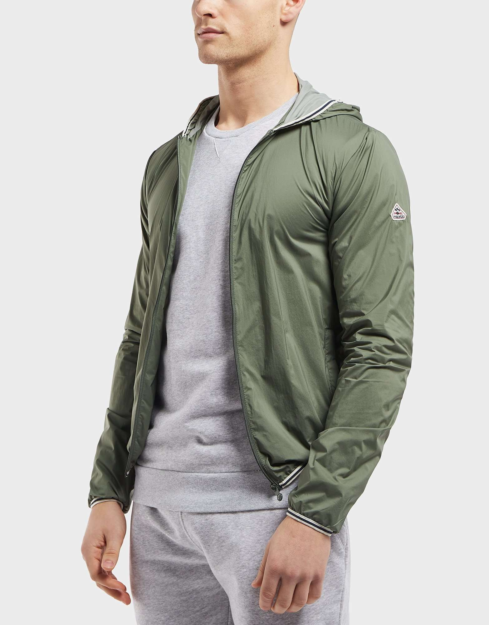 Pyrenex Hendrick Hooded Lightweight Jacket