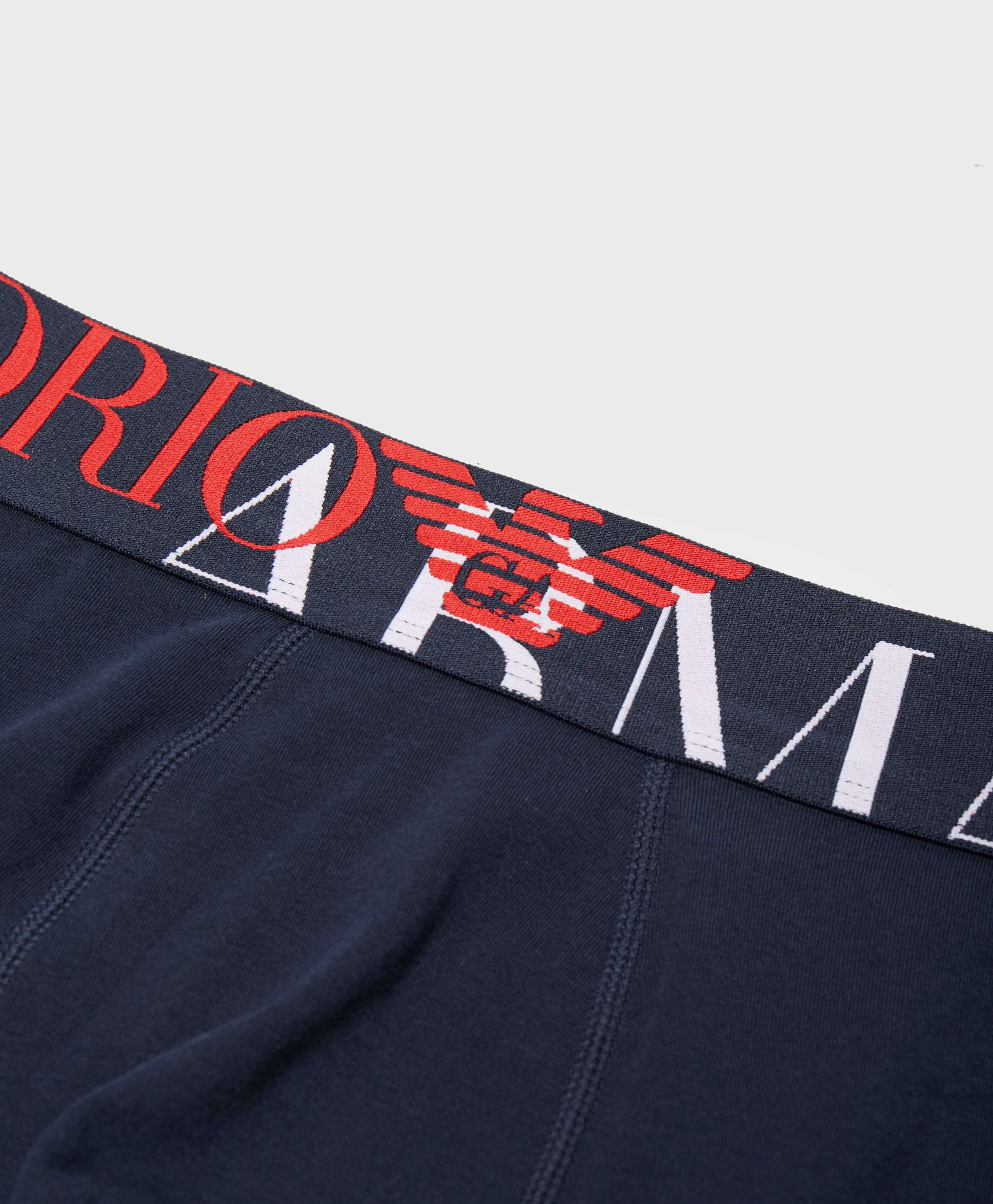 Emporio Armani Mega Logo Boxer Shorts