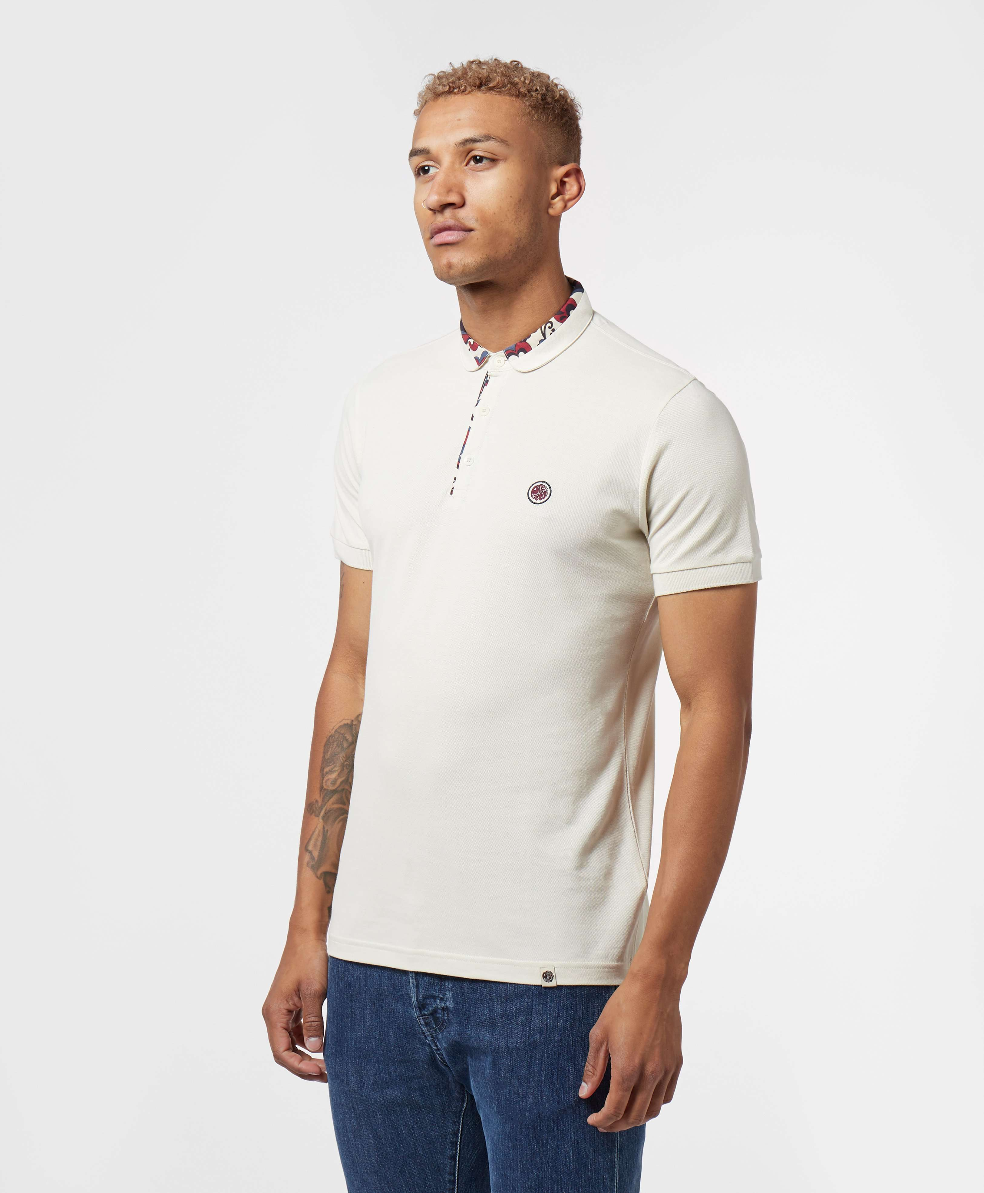 Pretty Green Beaufort Short Sleeve Polo Shirt - Exclusive