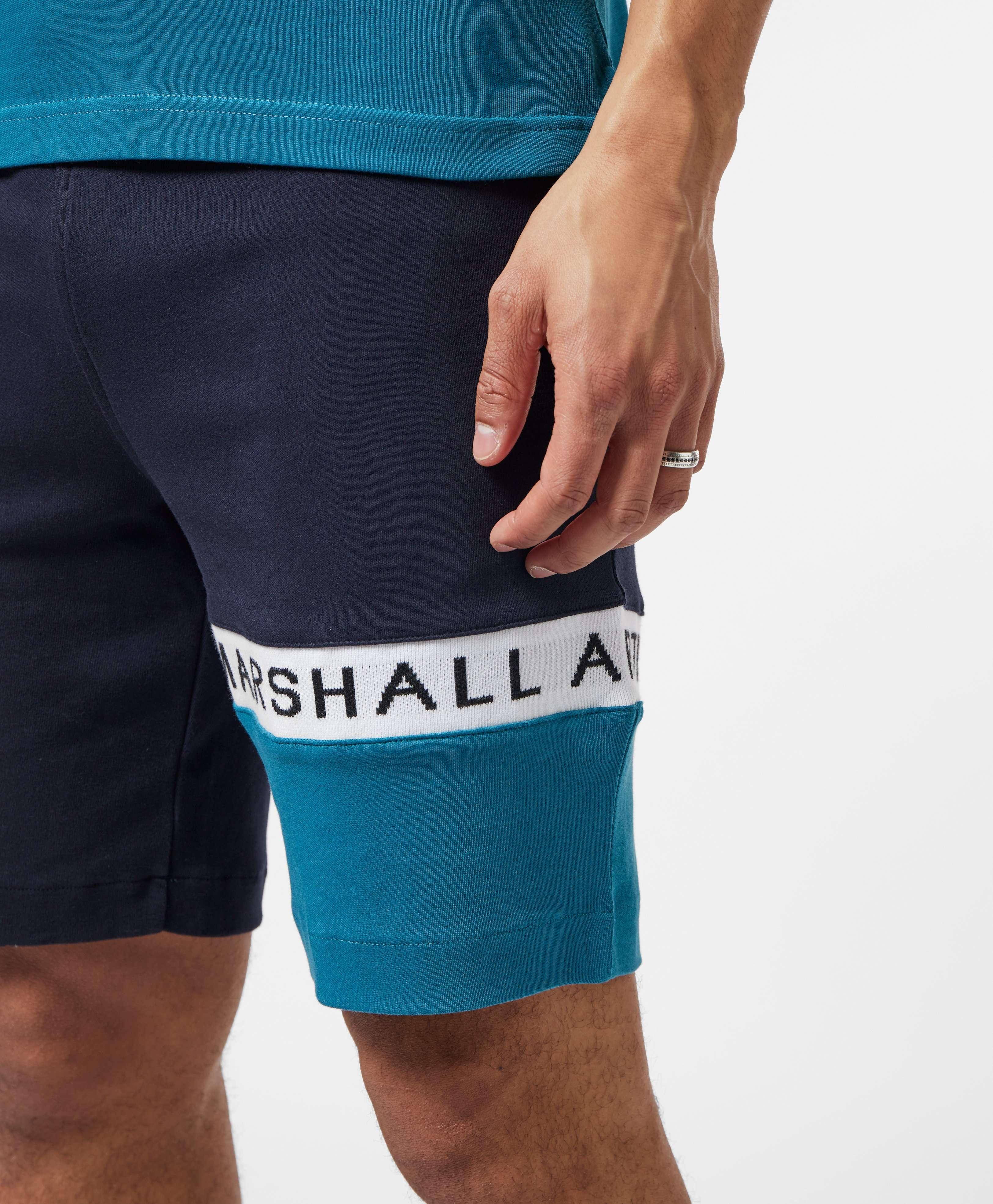 Marshall Artist Maglia Fleece Shorts