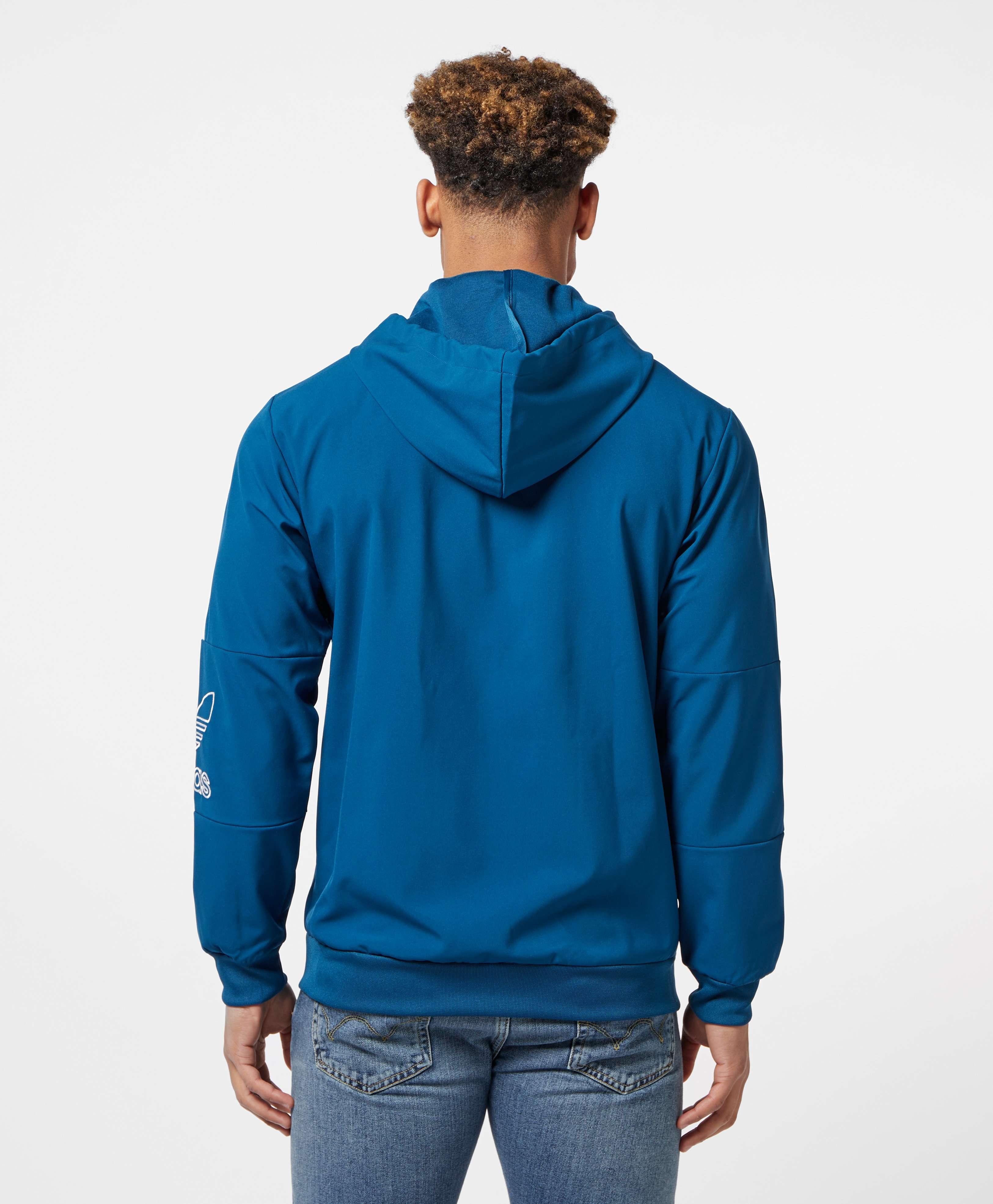 adidas Originals Trefoil Outline 2.0 Full Zip Hoodie
